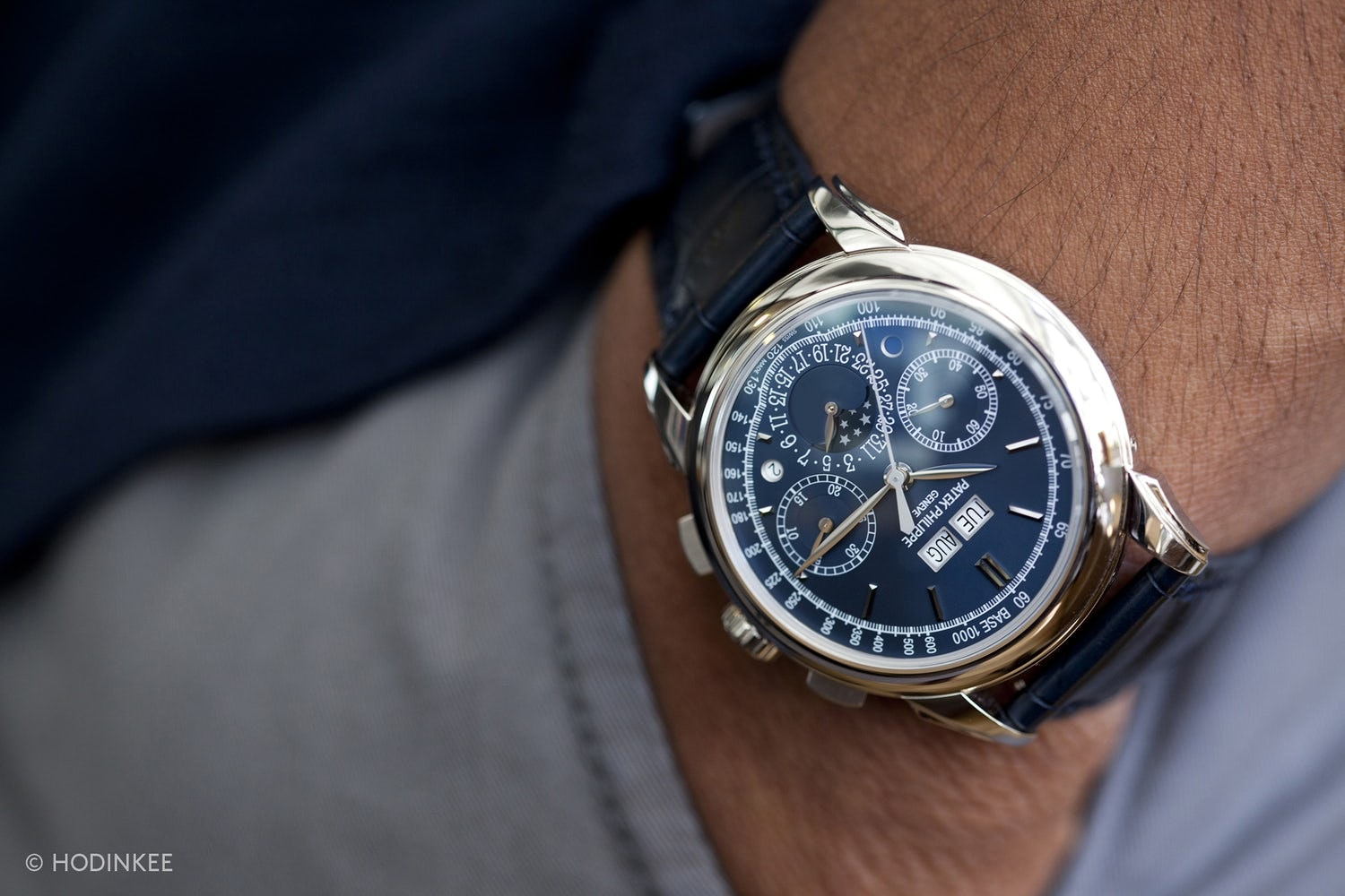 A Week On The Wrist: Ten Of The Biggest, Baddest HODINKEE Reviews Ever A Week On The Wrist: Ten Of The Biggest, Baddest HODINKEE Reviews Ever patek