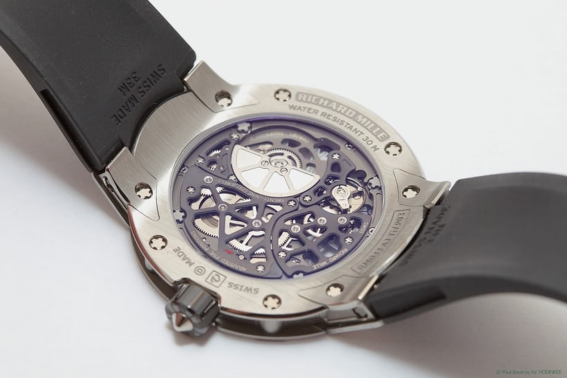 rm 033 movement caliber RMXP1