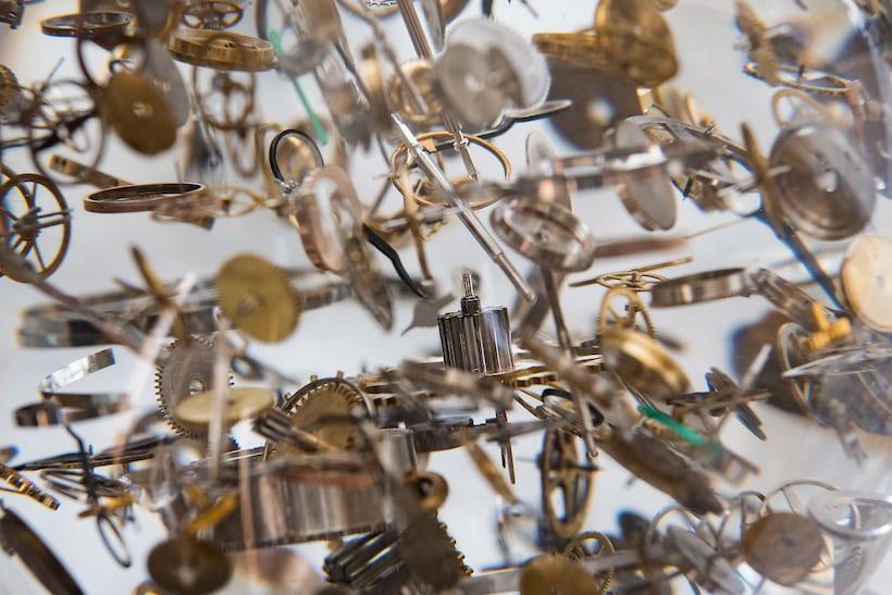 Berd Vaye clock parts