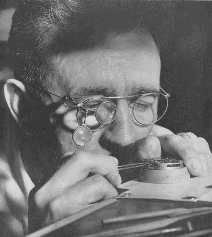 watchmaker elgin
