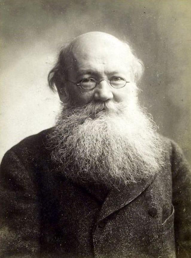 Prince Kropotkin 1900