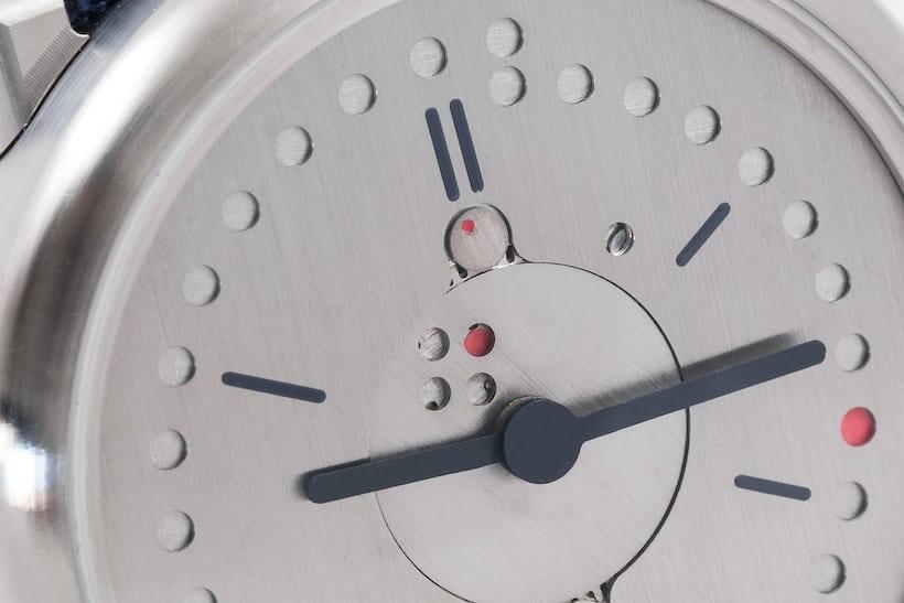 ochs und junior perpetual calendar titanium dial