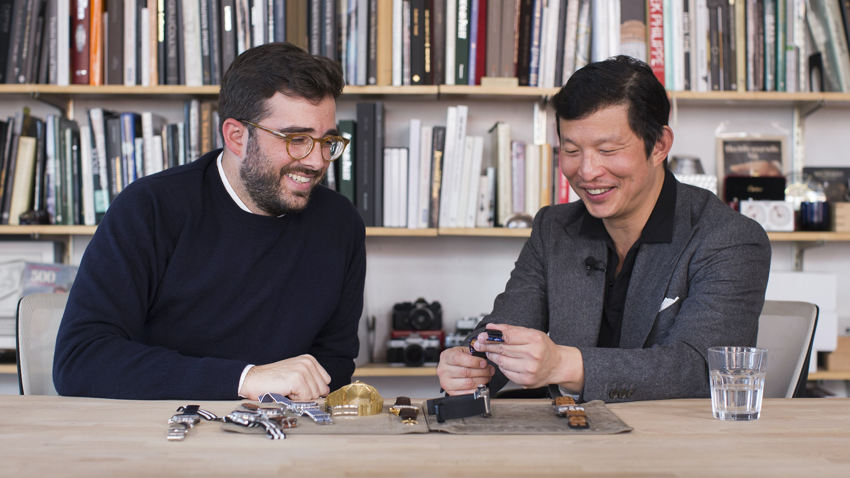 Talking Watches: With Wei Koh