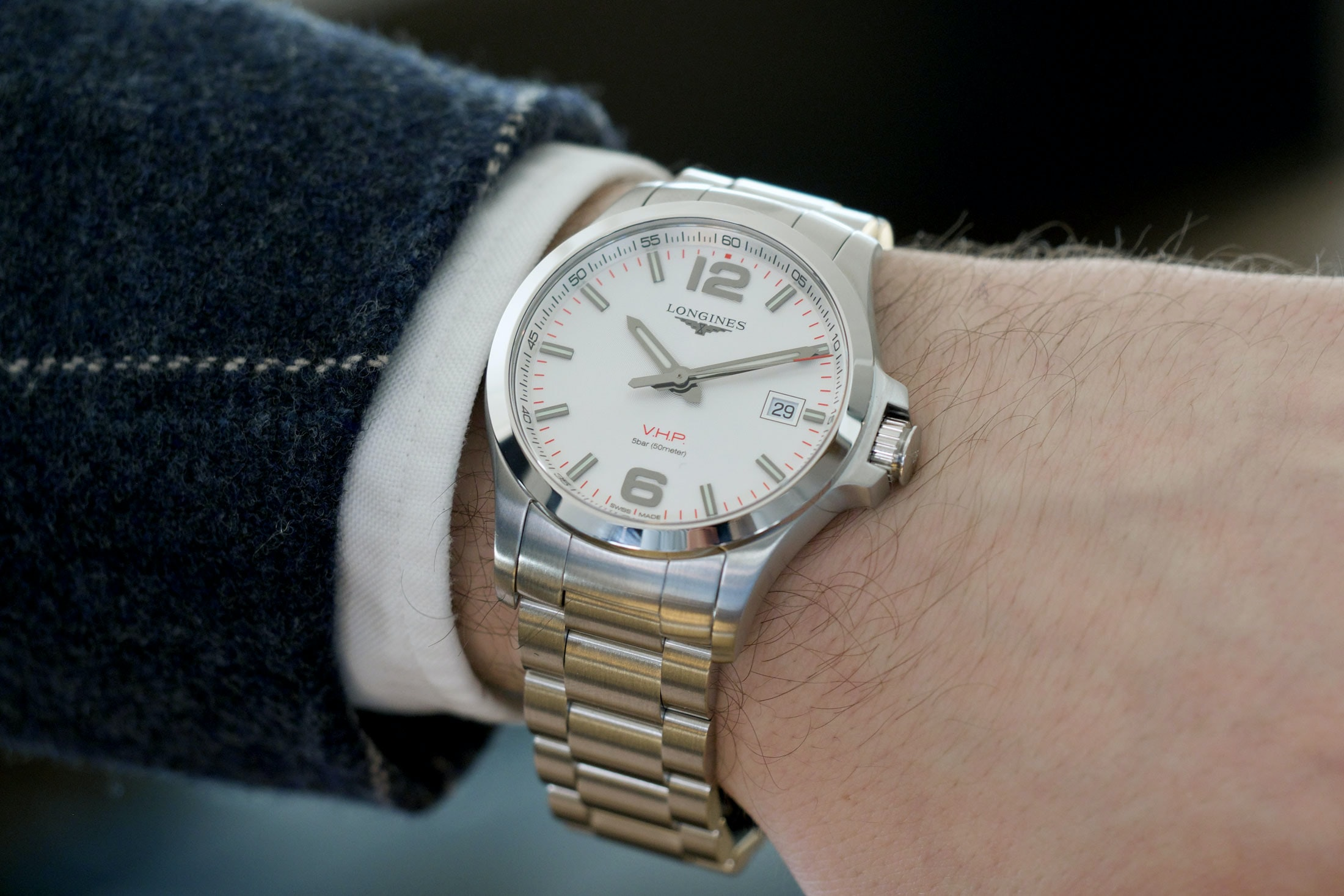 Interview: Longines VP Juan-Carlos Capelli On Why His Company Continues To Invest In Quartz Interview: Longines VP Juan-Carlos Capelli On Why His Company Continues To Invest In Quartz longines 2