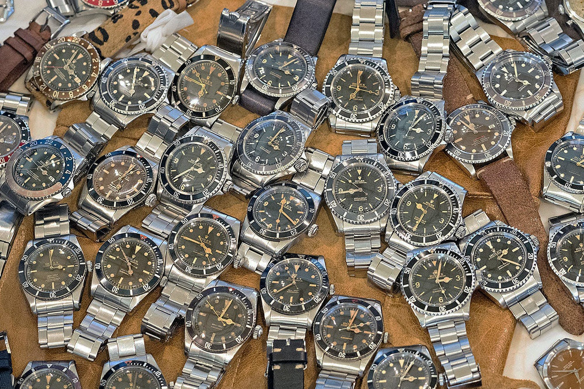 Just Because: The Plural Of Rolex Just Because: The Plural Of Rolex rolex