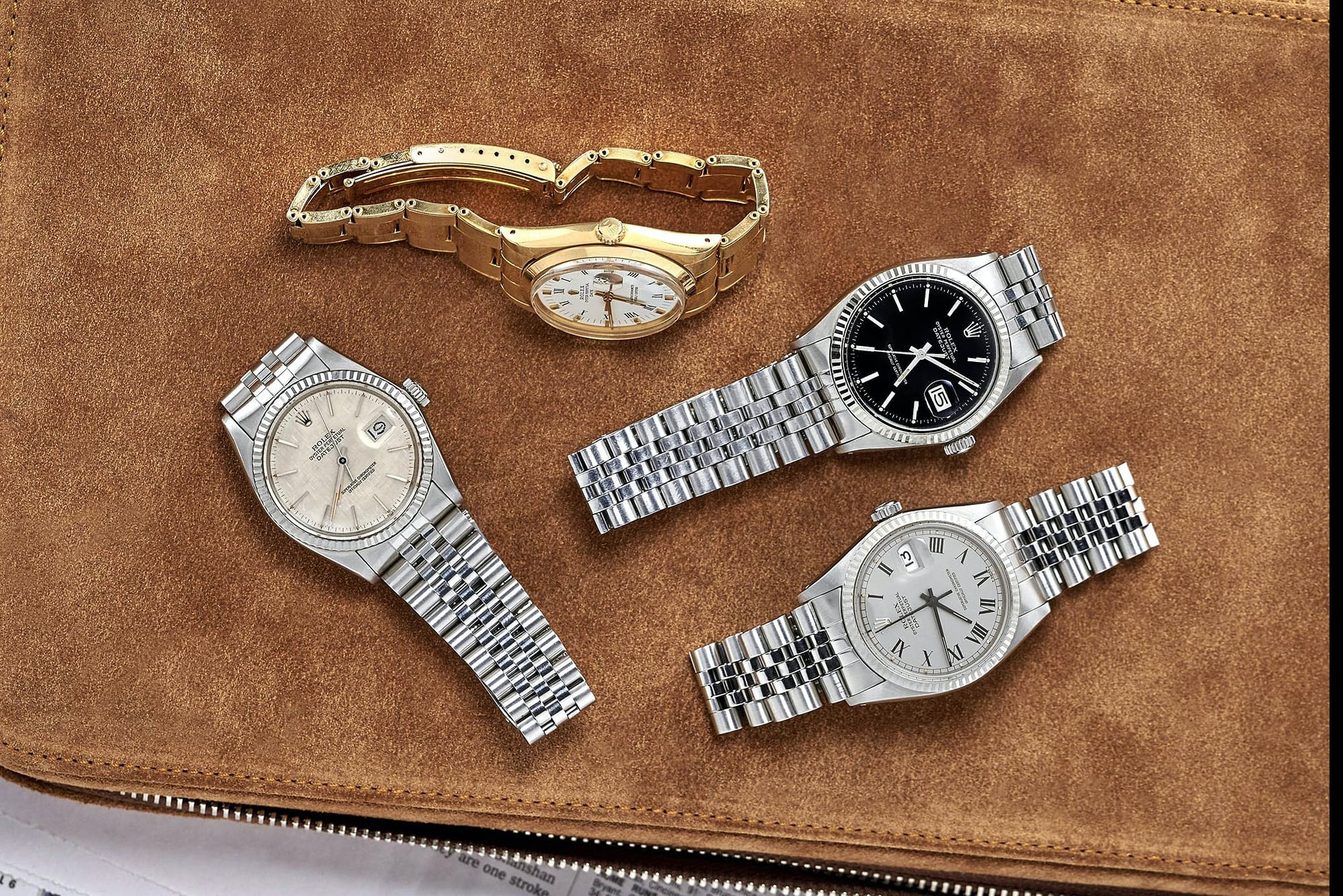 Just Because: The Plural Of Rolex Just Because: The Plural Of Rolex HODINKEE banner 2
