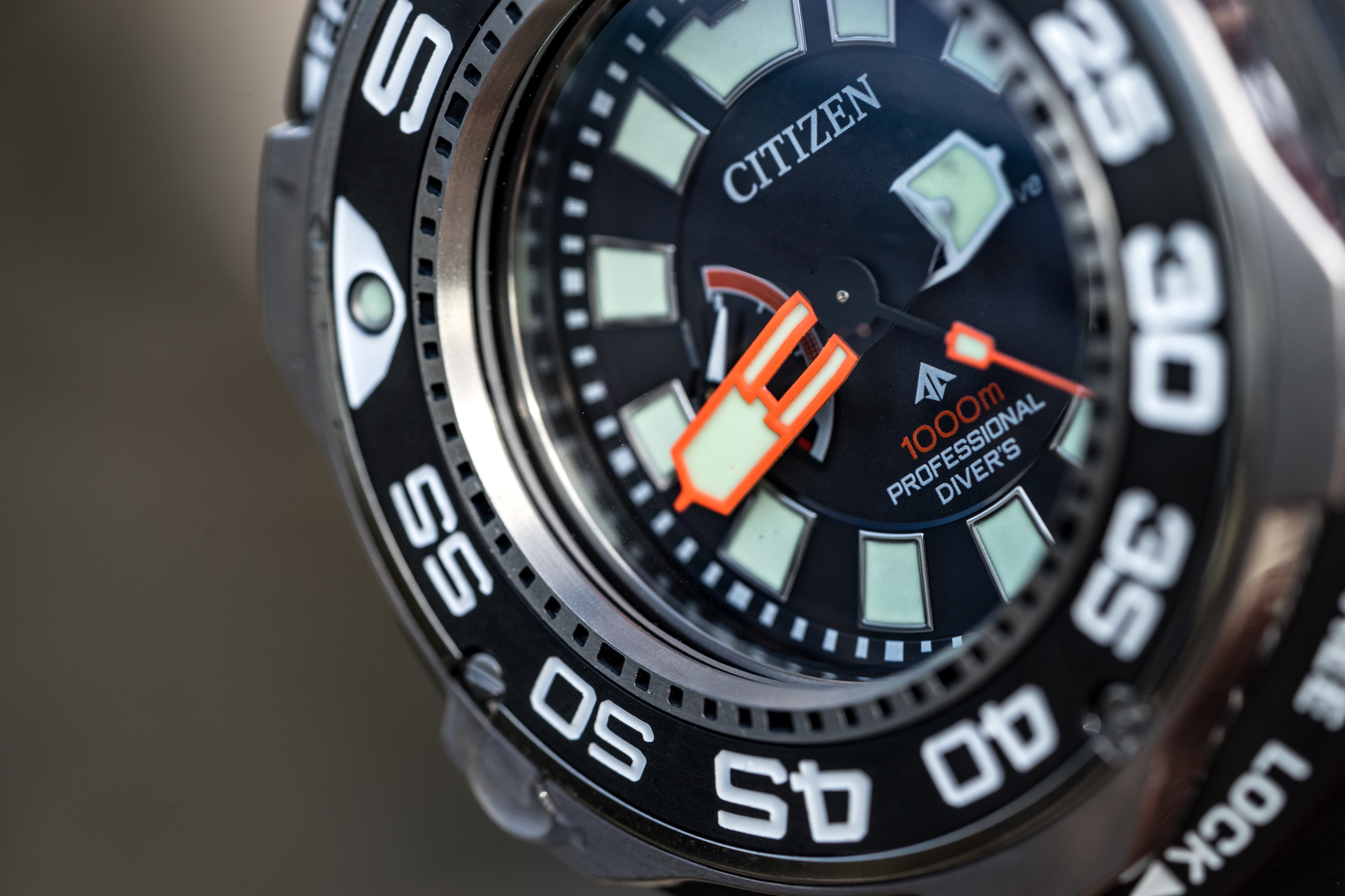 in-depth: underwater with the citizen promaster 1000m professional diver In-Depth: Underwater With The Citizen Promaster 1000M Professional Diver Citizen 6