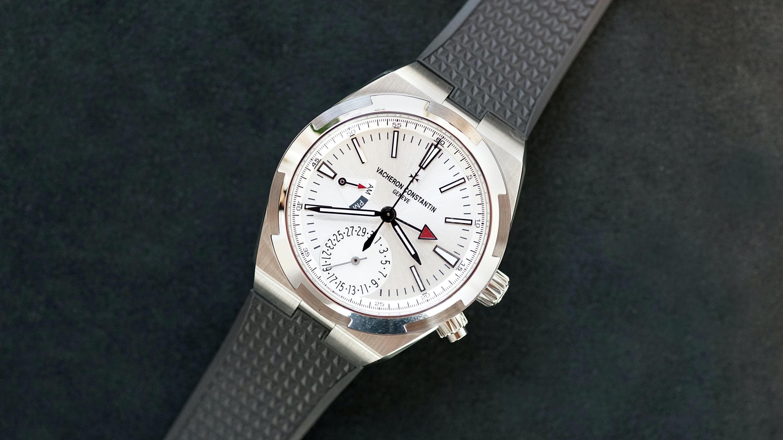Hands-On: The Vacheron Constantin Overseas Dual-Time