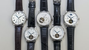 A Quintet Of Pure Mérite
