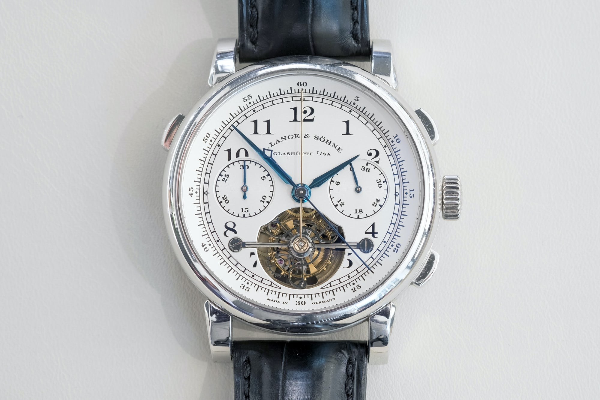 Just Because: All Five A. Lange & Söhne 'Pour le Mérite' Watches In The Same Place, At The Same Time Just Because: All Five A. Lange & Söhne 'Pour le Mérite' Watches In The Same Place, At The Same Time plm 12