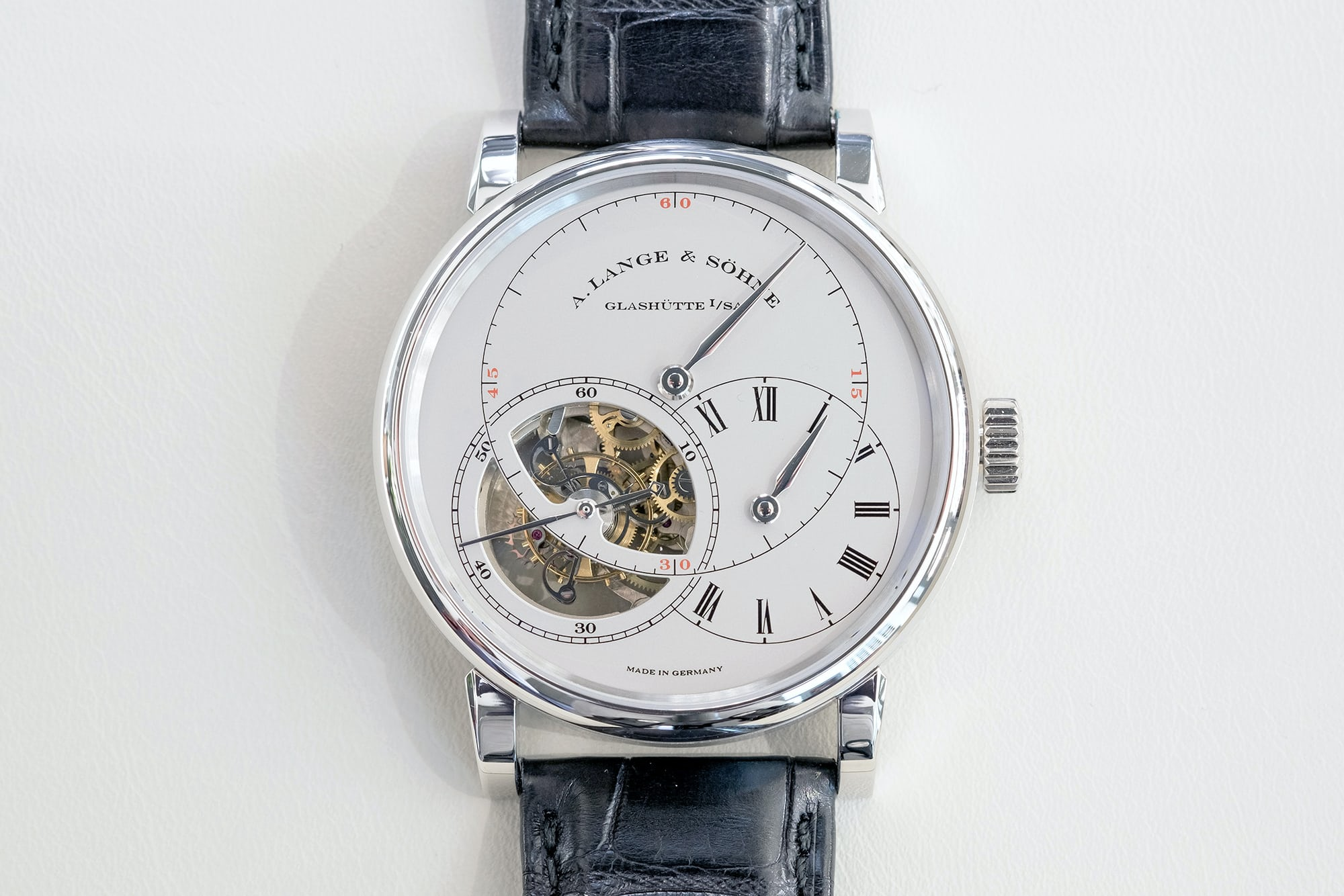 Just Because: All Five A. Lange & Söhne 'Pour le Mérite' Watches In The Same Place, At The Same Time Just Because: All Five A. Lange & Söhne 'Pour le Mérite' Watches In The Same Place, At The Same Time plm 15