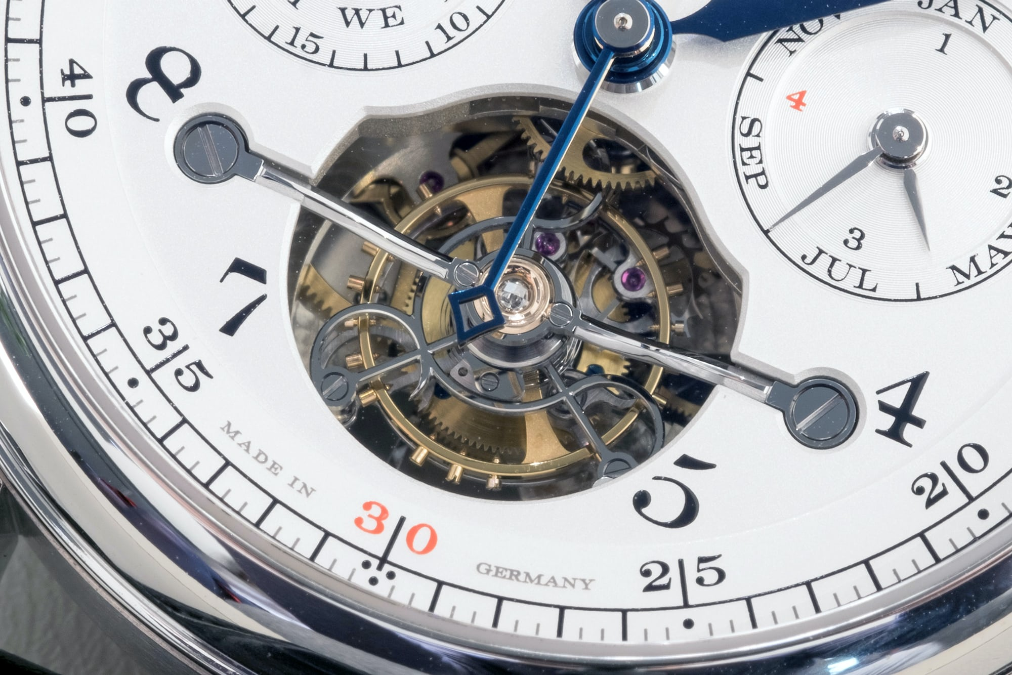 Just Because: All Five A. Lange & Söhne 'Pour le Mérite' Watches In The Same Place, At The Same Time Just Because: All Five A. Lange & Söhne 'Pour le Mérite' Watches In The Same Place, At The Same Time plm 02