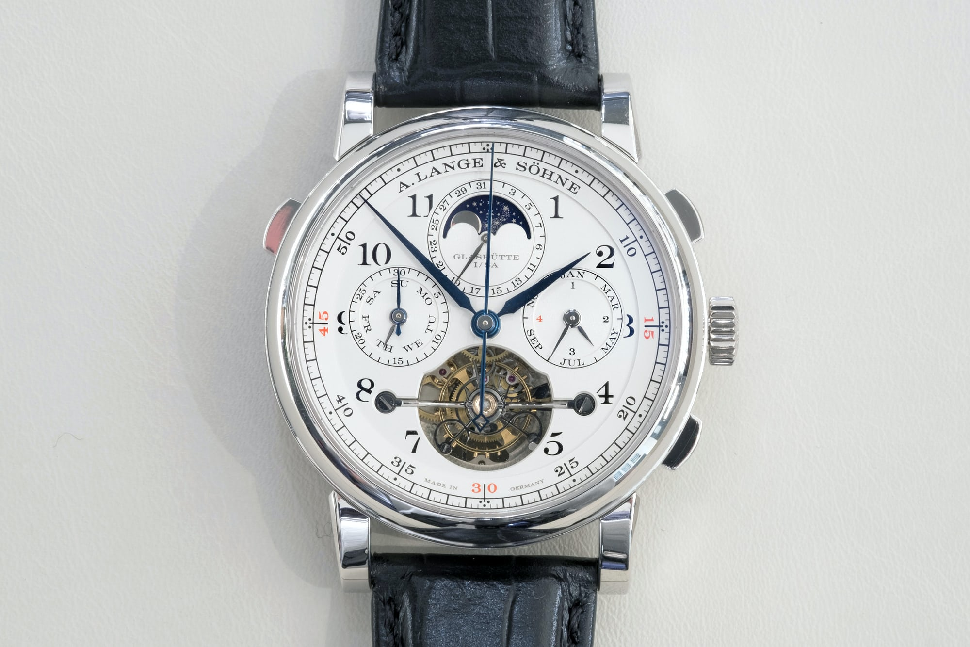 Just Because: All Five A. Lange & Söhne 'Pour le Mérite' Watches In The Same Place, At The Same Time Just Because: All Five A. Lange & Söhne 'Pour le Mérite' Watches In The Same Place, At The Same Time plm 10