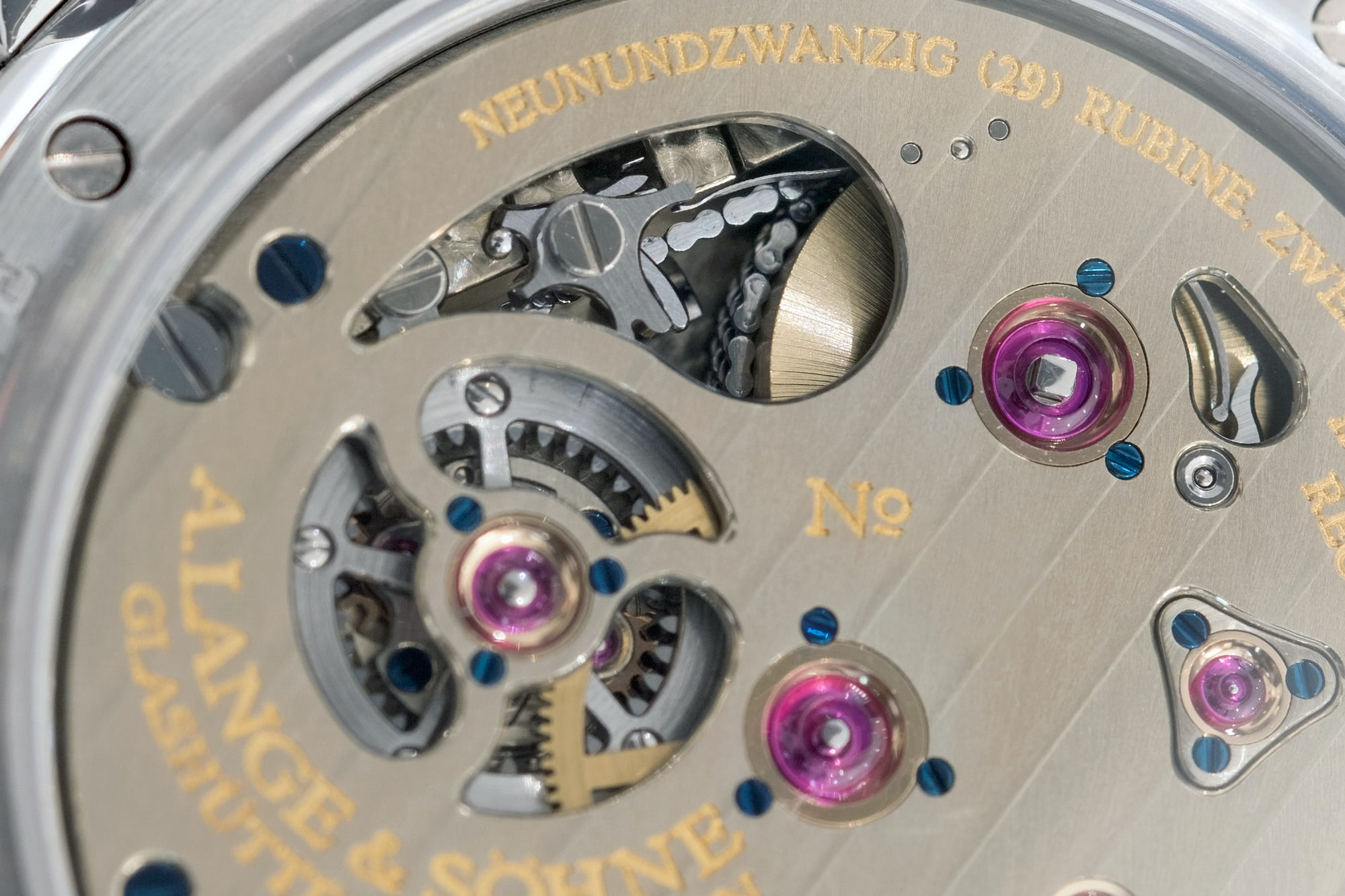 Just Because: All Five A. Lange & Söhne 'Pour le Mérite' Watches In The Same Place, At The Same Time Just Because: All Five A. Lange & Söhne 'Pour le Mérite' Watches In The Same Place, At The Same Time plm 20