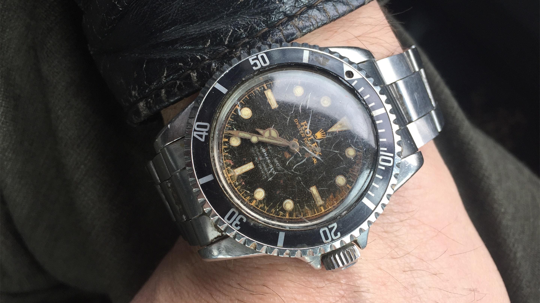 Rolex hero.jpg?ixlib=rails 1.1 Found: A $10 Gilt Dial Rolex Submariner Reference 5512 Found: A $10 Gilt Dial Rolex Submariner Reference 5512 Rolex Hero