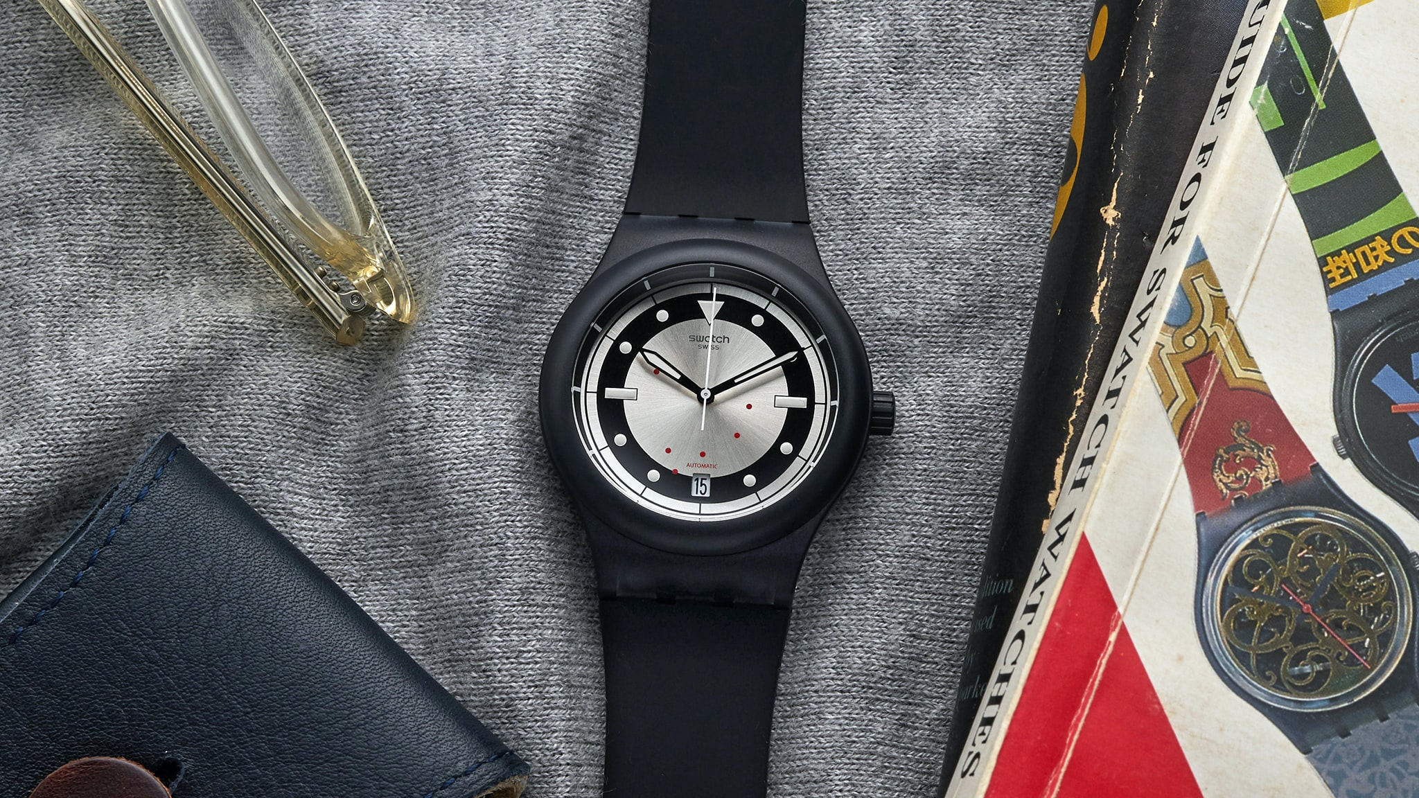 Happenings: Come Celebrate The Swatch Sistem51 HODINKEE Vintage 84 Tonight In New York City