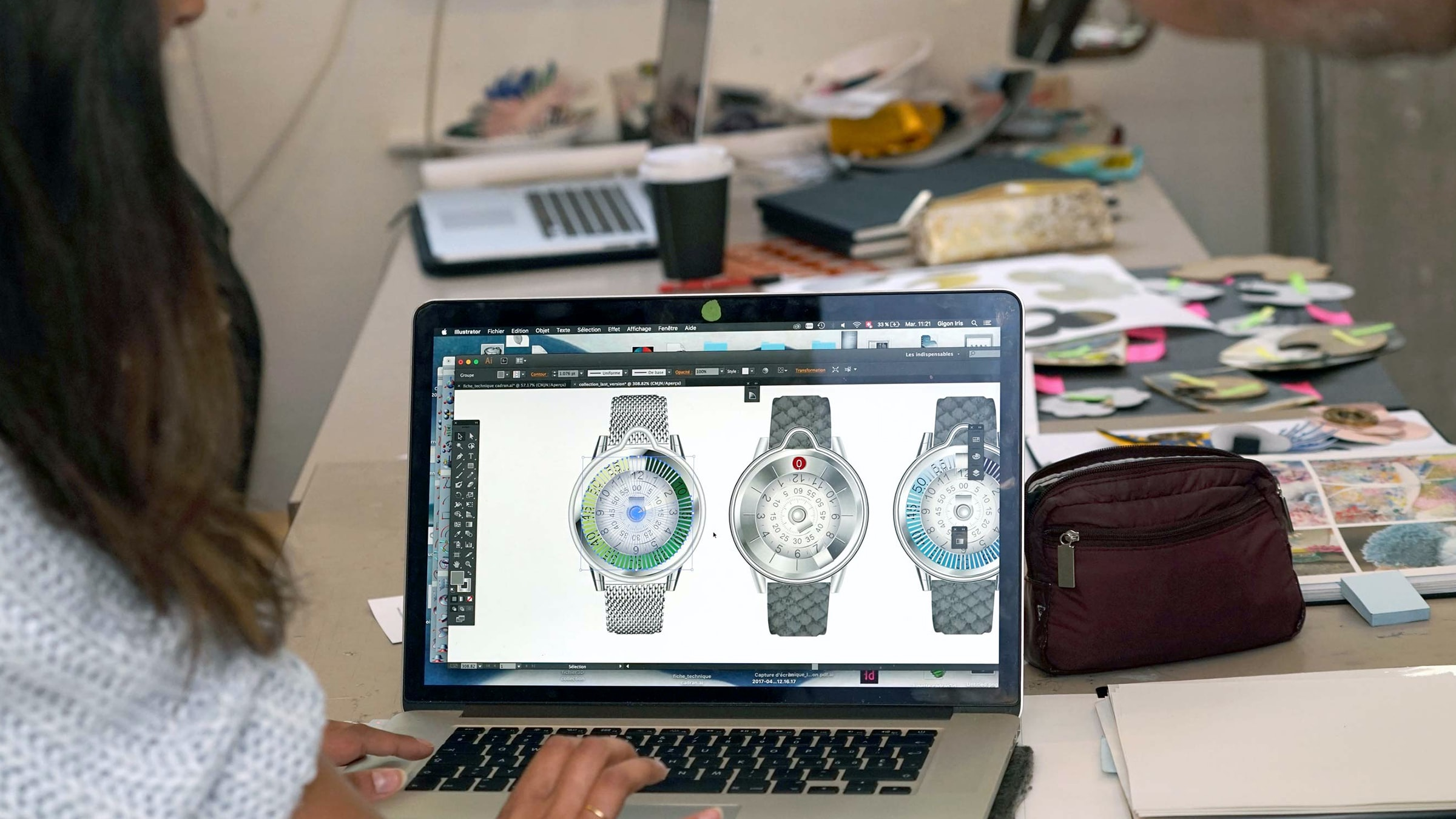 Dispatches: Inside The World's Only Watch Design University