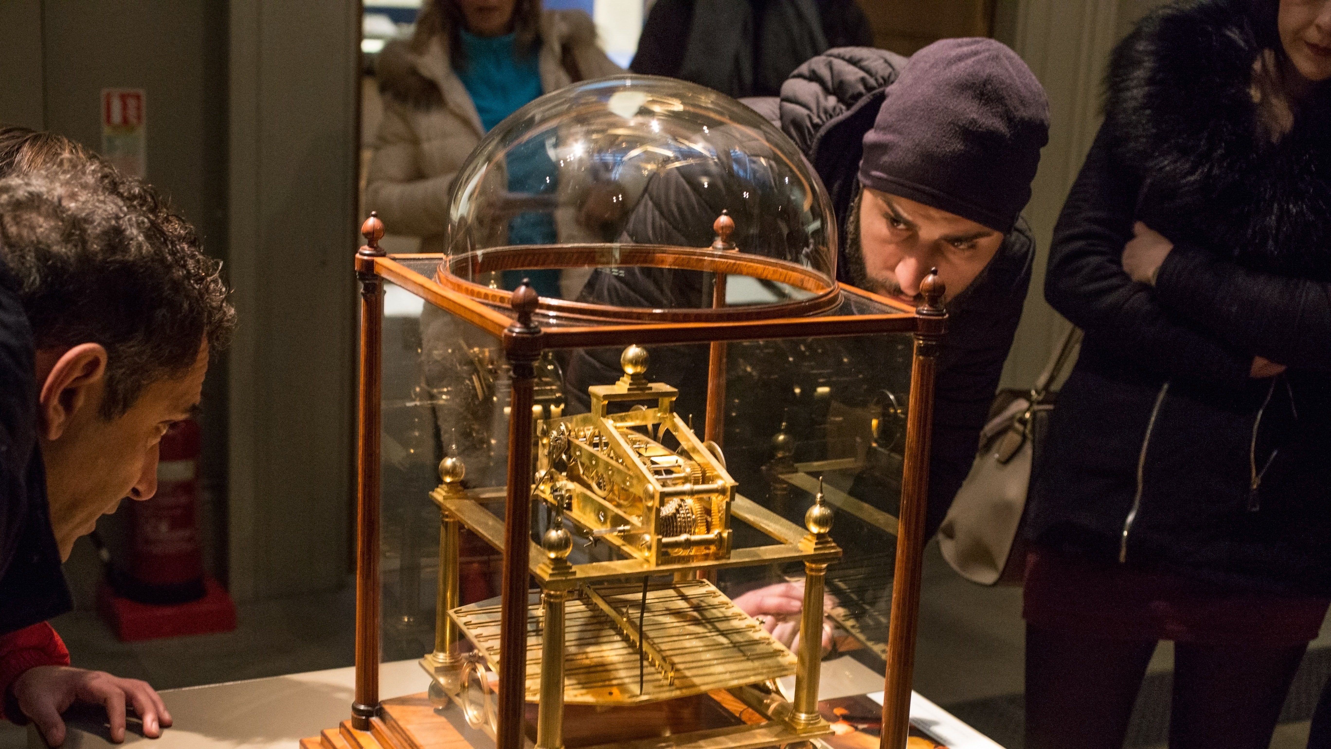 Found: The World's Oldest Clock With A Fusée, At The British Museum (And Other Cool Stuff)