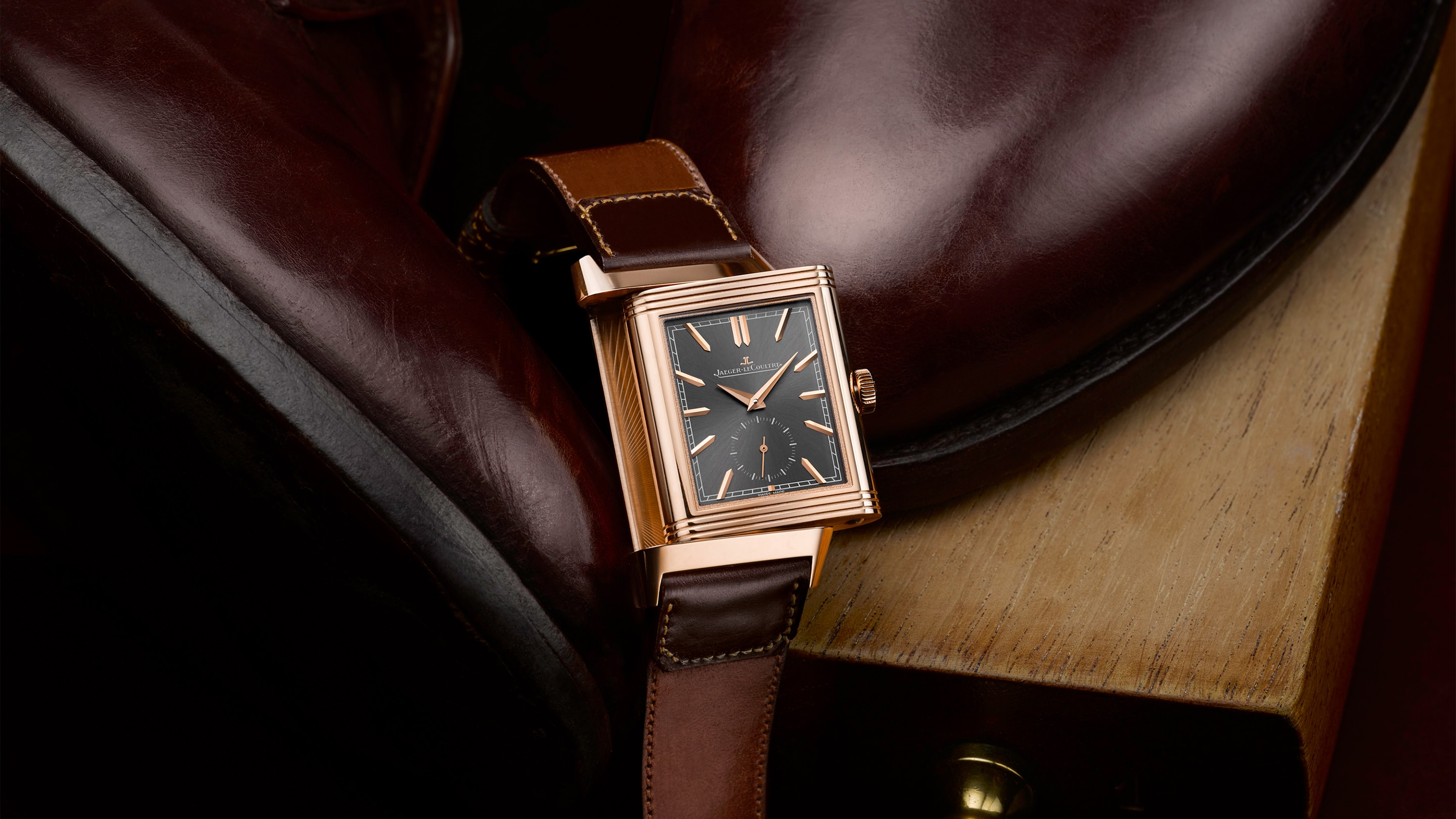 Introducing: The Jaeger-LeCoultre Reverso Tribute Duoface