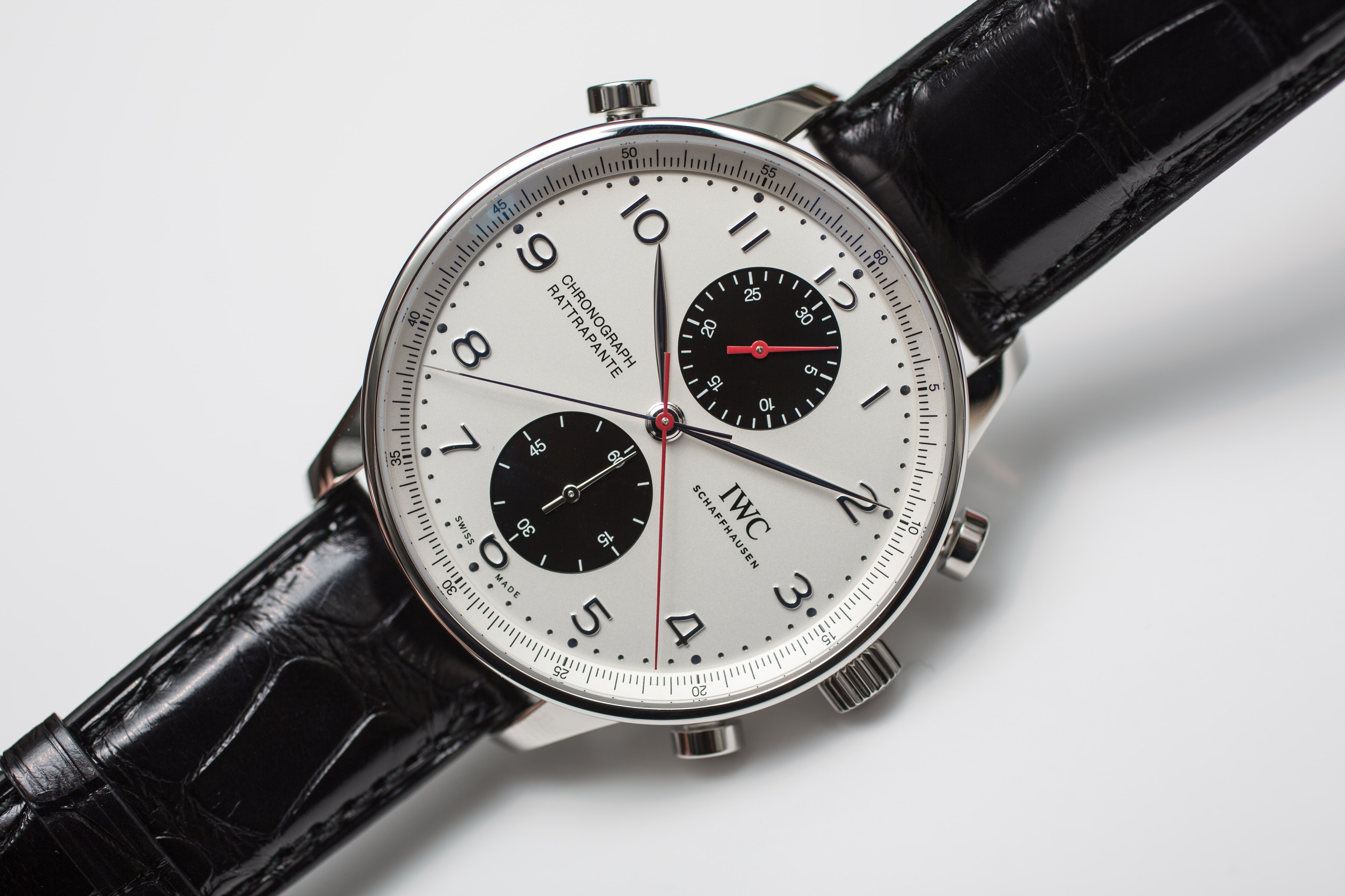 Hands-On: With The IWC Portugieser Chronograph Rattrapante Edition Boutique Canada Hands-On: With The IWC Portugieser Chronograph Rattrapante Edition Boutique Canada IWC Portugieser Chronograph Rattrapante Canada Boutique 6