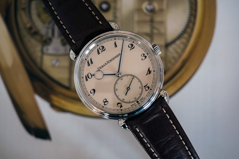 Urban Jurgensen The Alfred