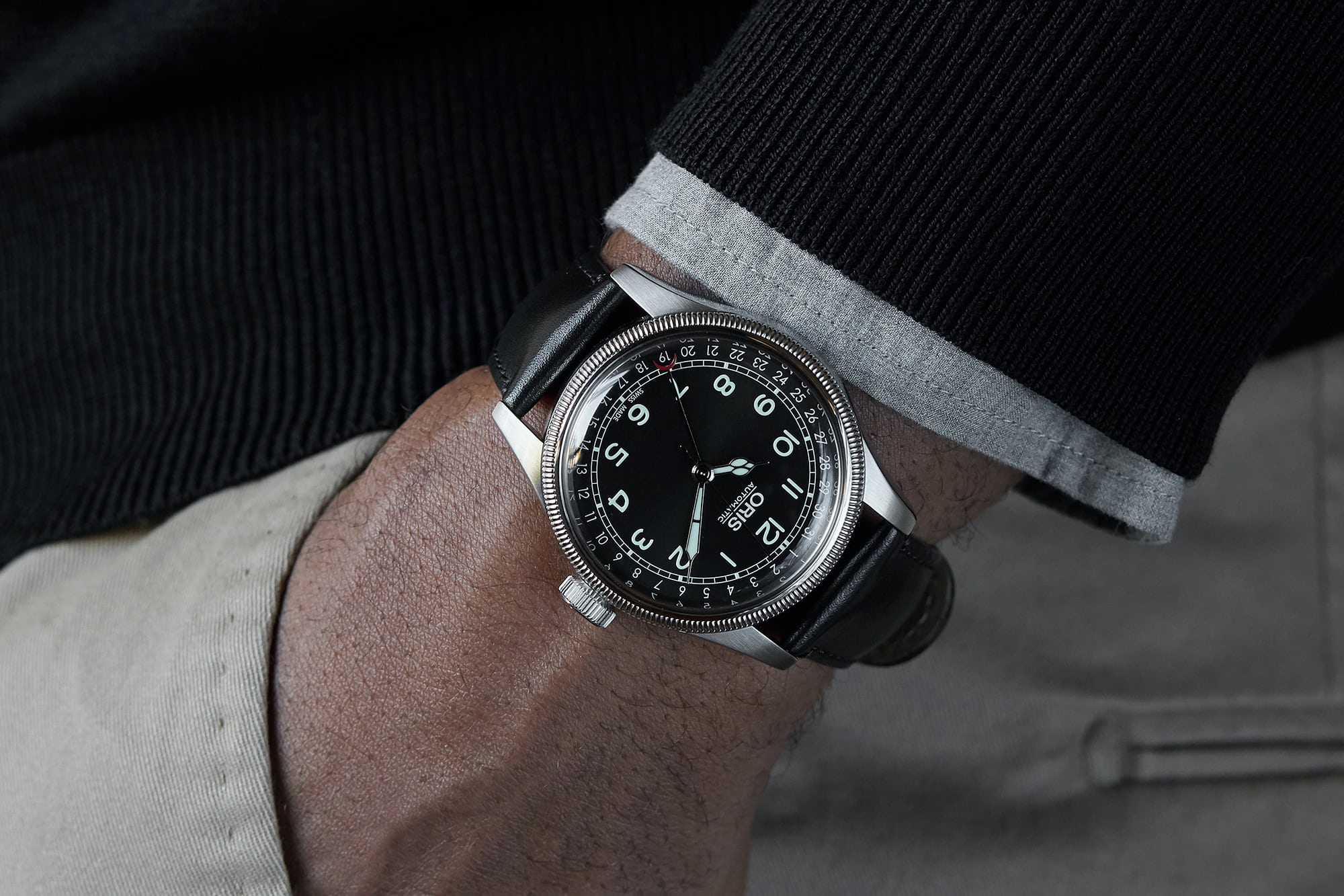 In The Shop - The 2017 HODINKEE Shop Gift Guide In The Shop – The 2017 HODINKEE Shop Gift Guide oris