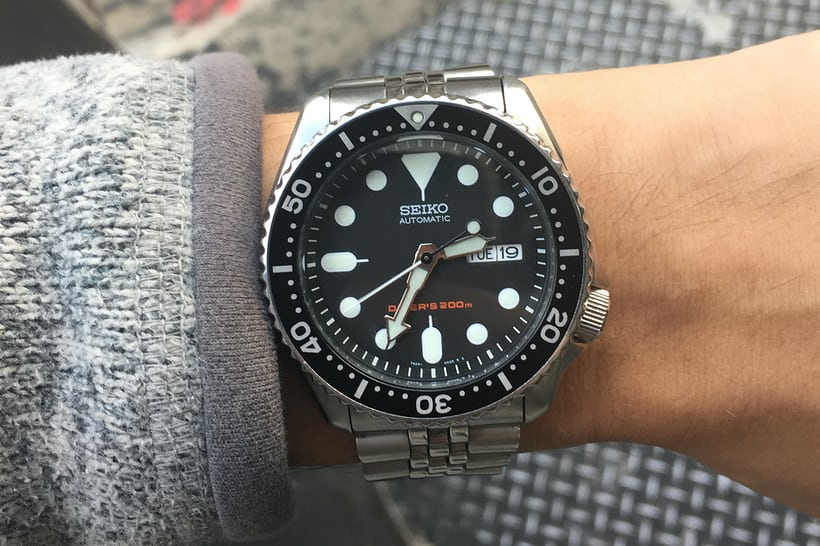 4d575a4a4 I became infatuated with the Seiko SKX007 at the same time I became  infatuated with mechanical watches (thanks in no small part to HODINKEE).