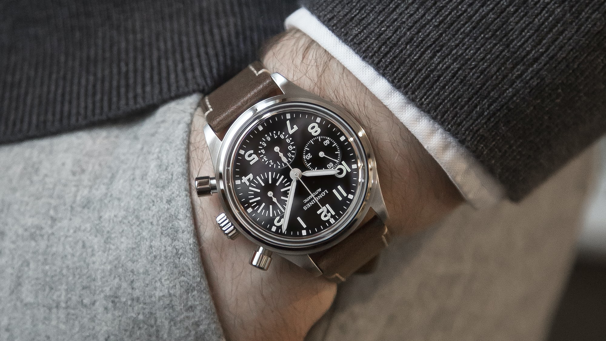 In The Shop - In The Shop: Five Great Watches For The Holidays Under $5,000