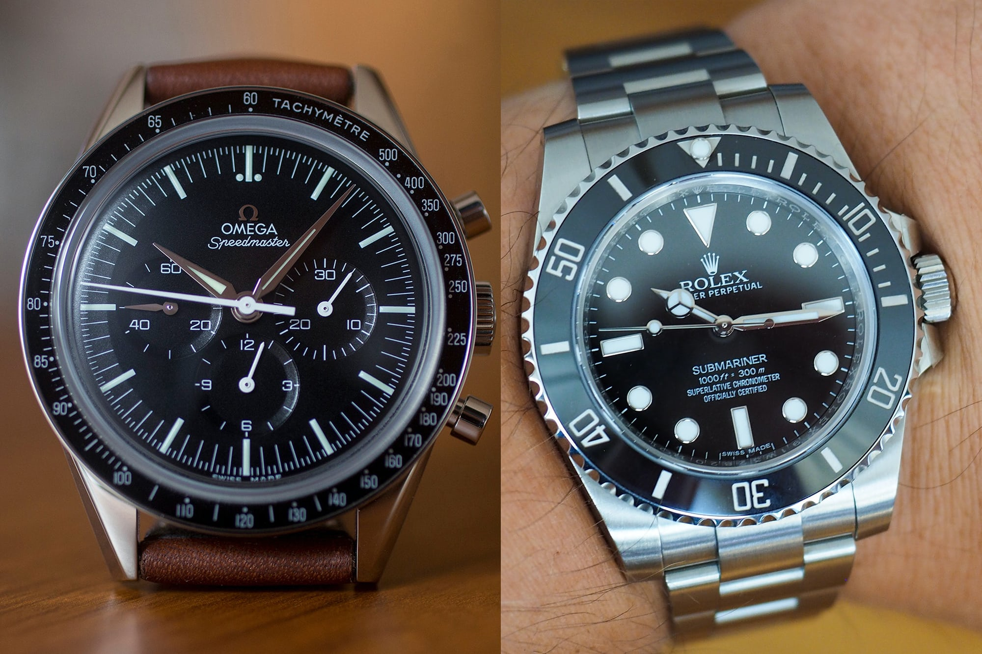 Year In Review: The Top 25 Most Popular HODINKEE Posts Of 2017 Year In Review: The Top 25 Most Popular HODINKEE Posts Of 2017 chrono vs diver hero