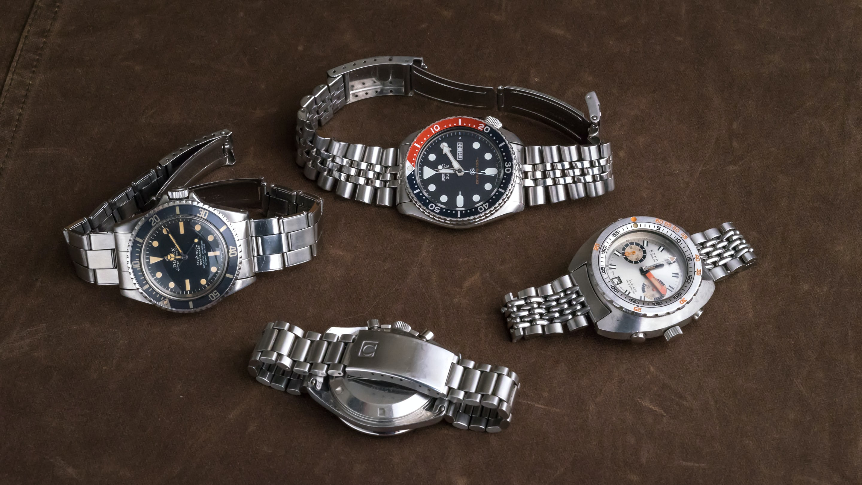 2b342cc2f Editorial  An Ode To Rattly Old Bracelets - HODINKEE