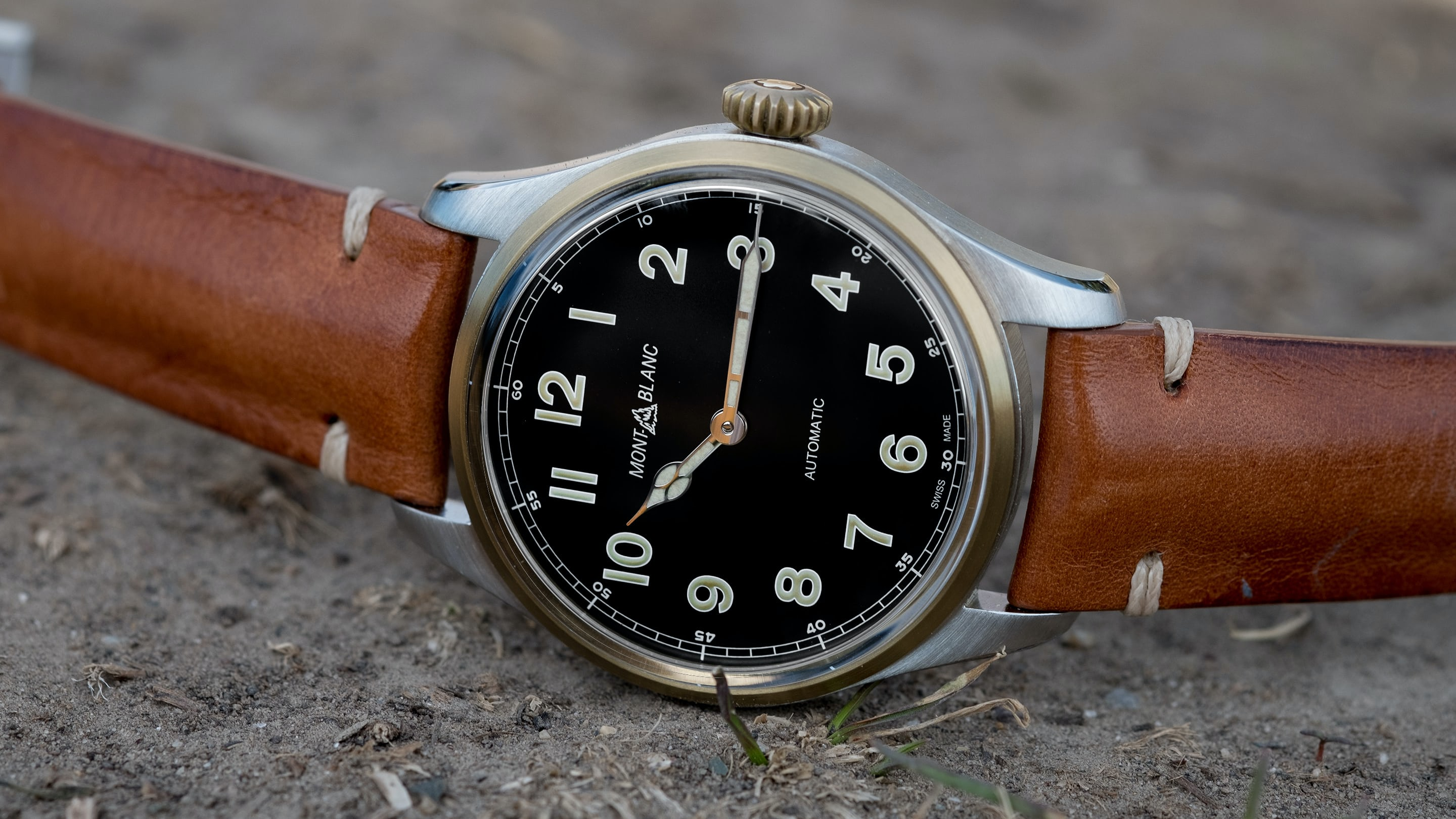 41c99c703d8 Introducing: The Montblanc 1858 Automatic (Live Pics & Pricing) - HODINKEE