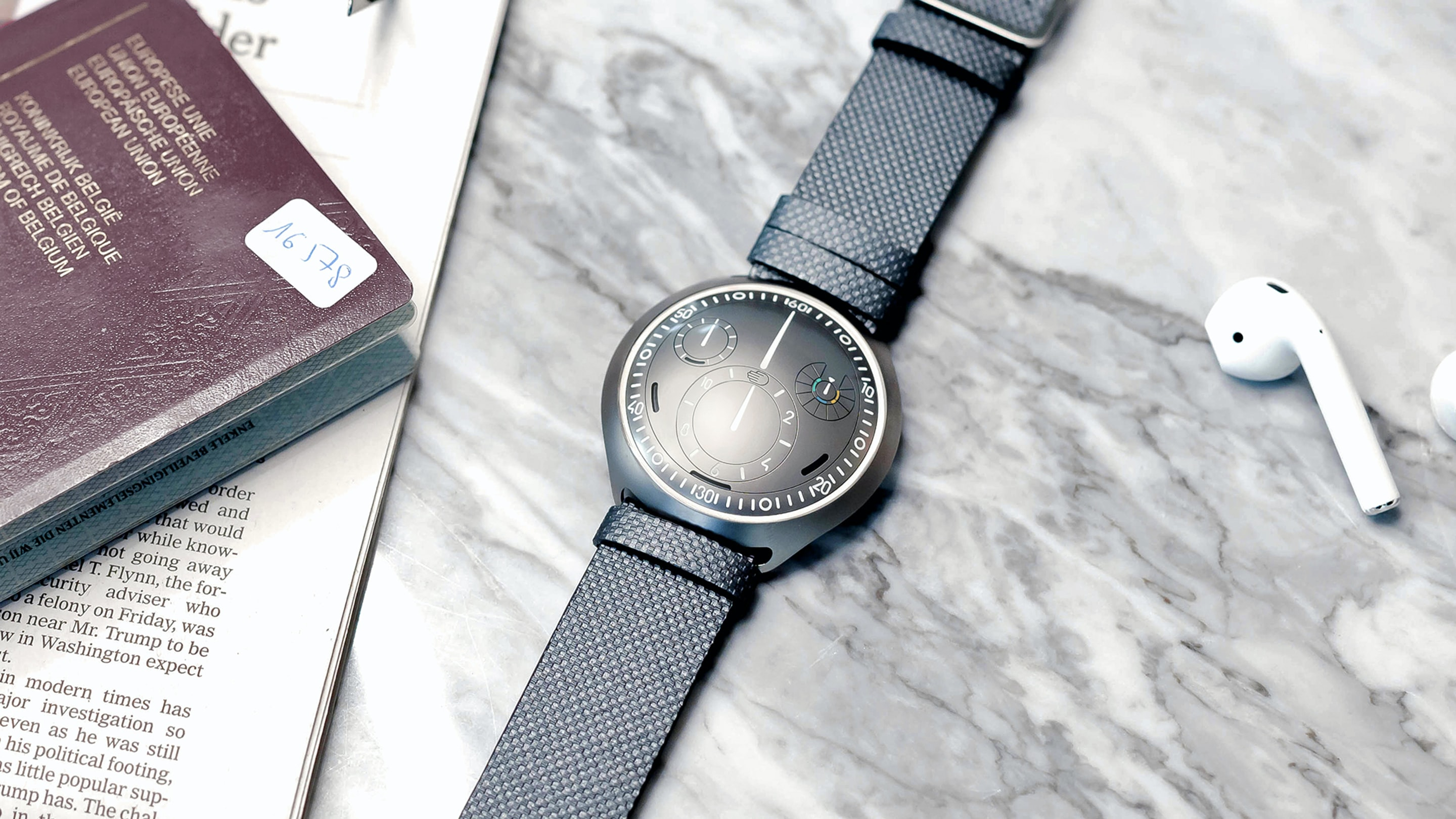 Introducing The Ressence Type 2 e Crown Concept