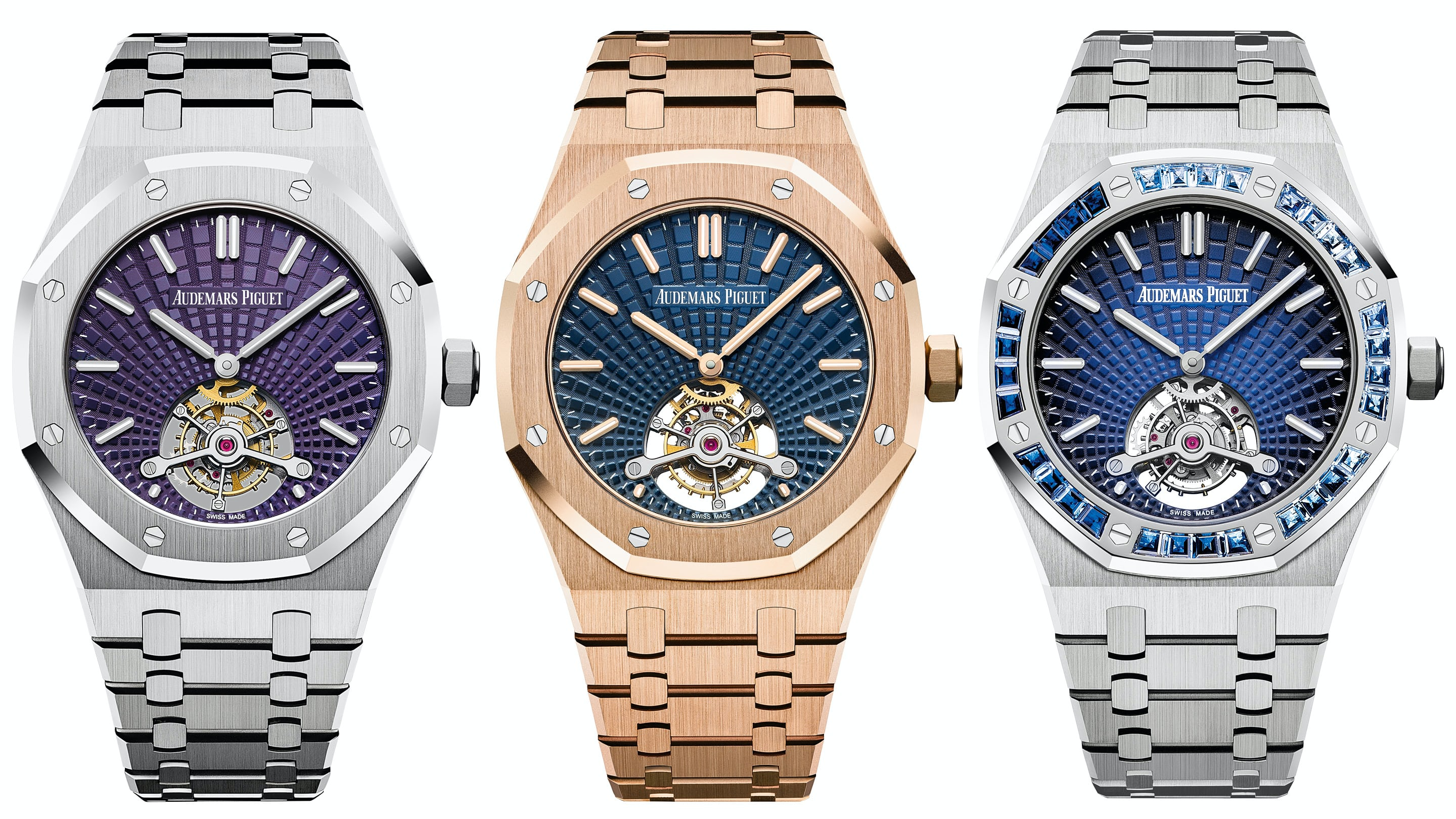 GIỚI THIỆU AUDEMARS PIGUET ROYAL OAK EXTRA-THIN TOURBILLON | LikeWatch.Com