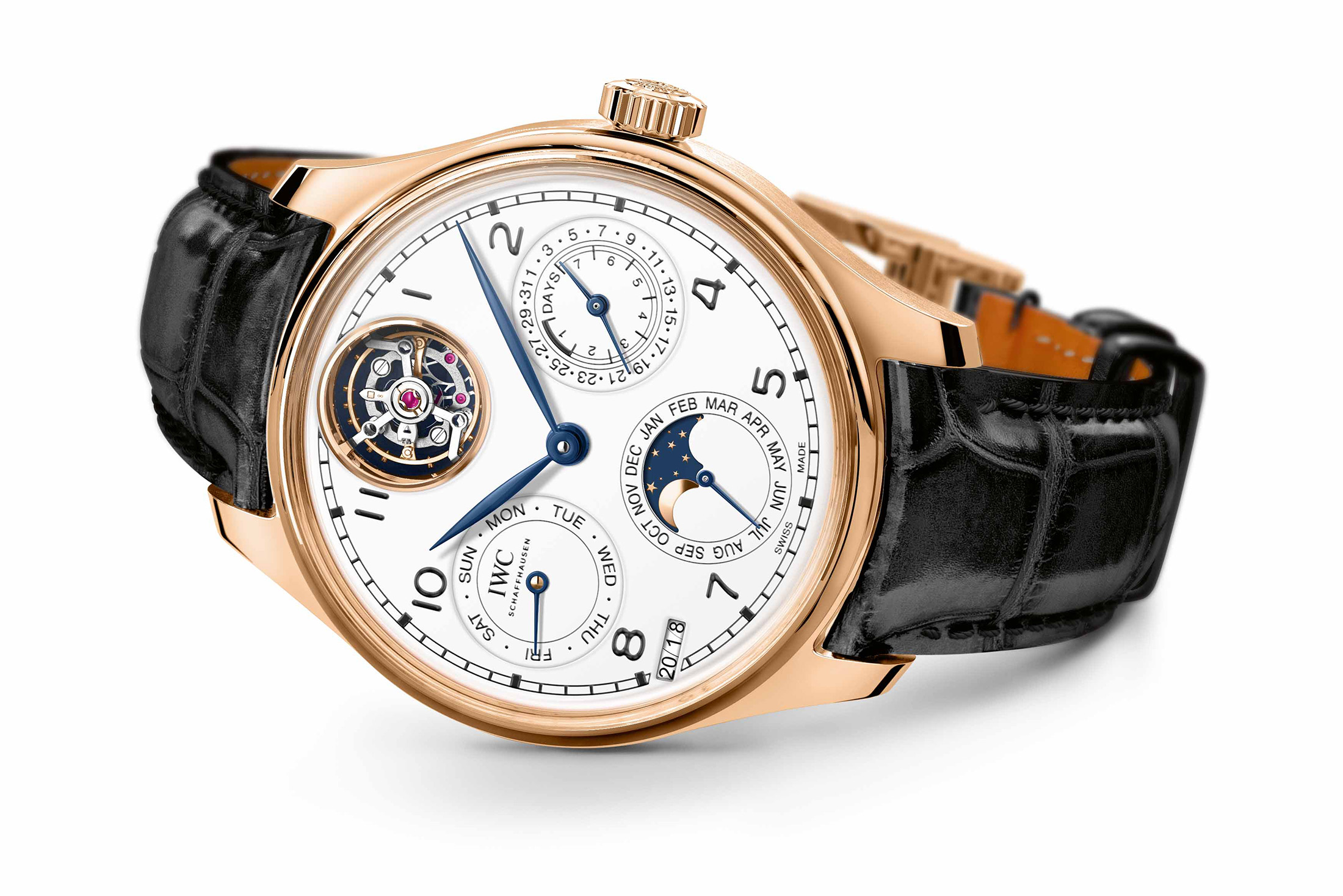 Introducing: The IWC Jubilee 150th Anniversary Collection