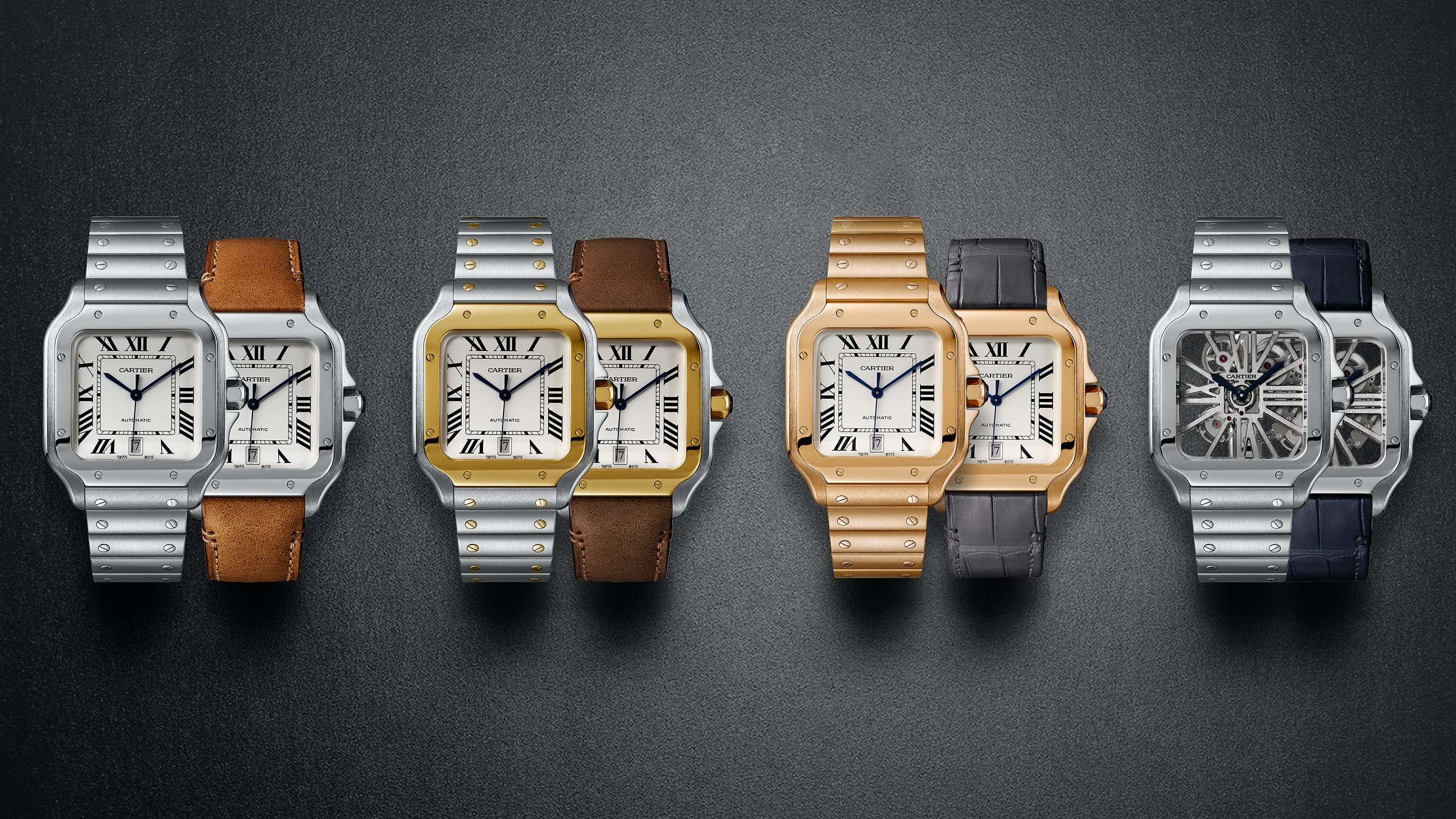 updated their new santos find out de unveils watches for pin collection cartier