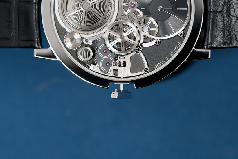 winding crown, Piaget Ultimate Concept