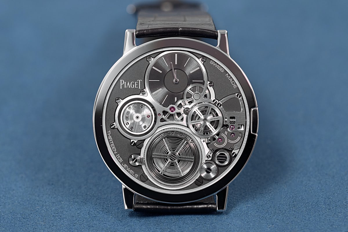 Piaget Ultimate Concept Dial