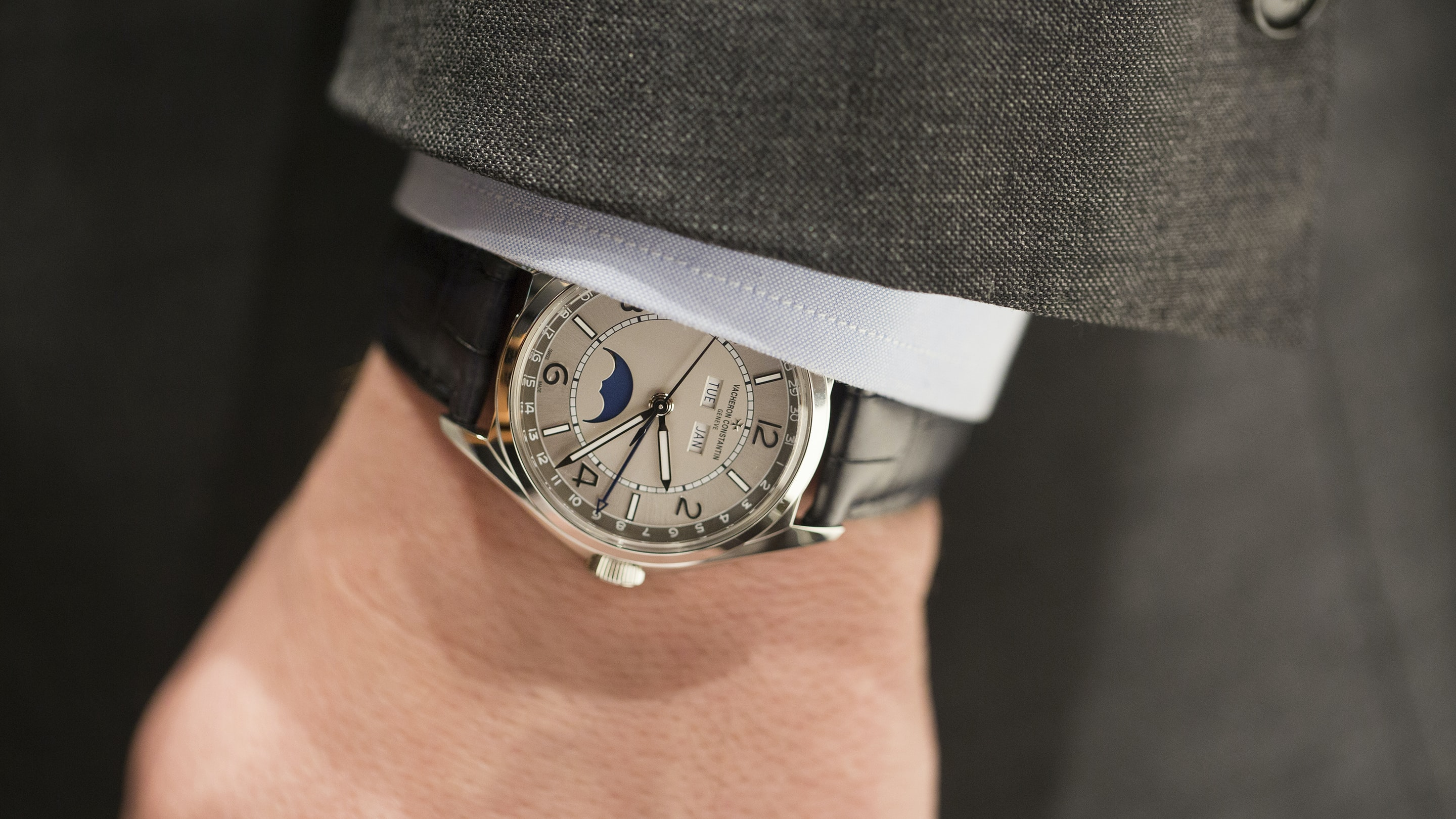 First Take: Jack And Jon Discuss The New Vacheron Constantin Releases At SIHH 2018 (VIDEO)
