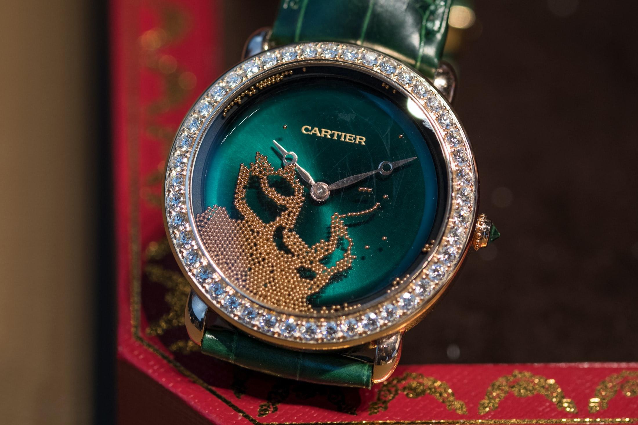 Just Because: The Cartier Révélation d'Une Panthère Just Because: The Cartier Révélation d'Une Panthère revelation 02