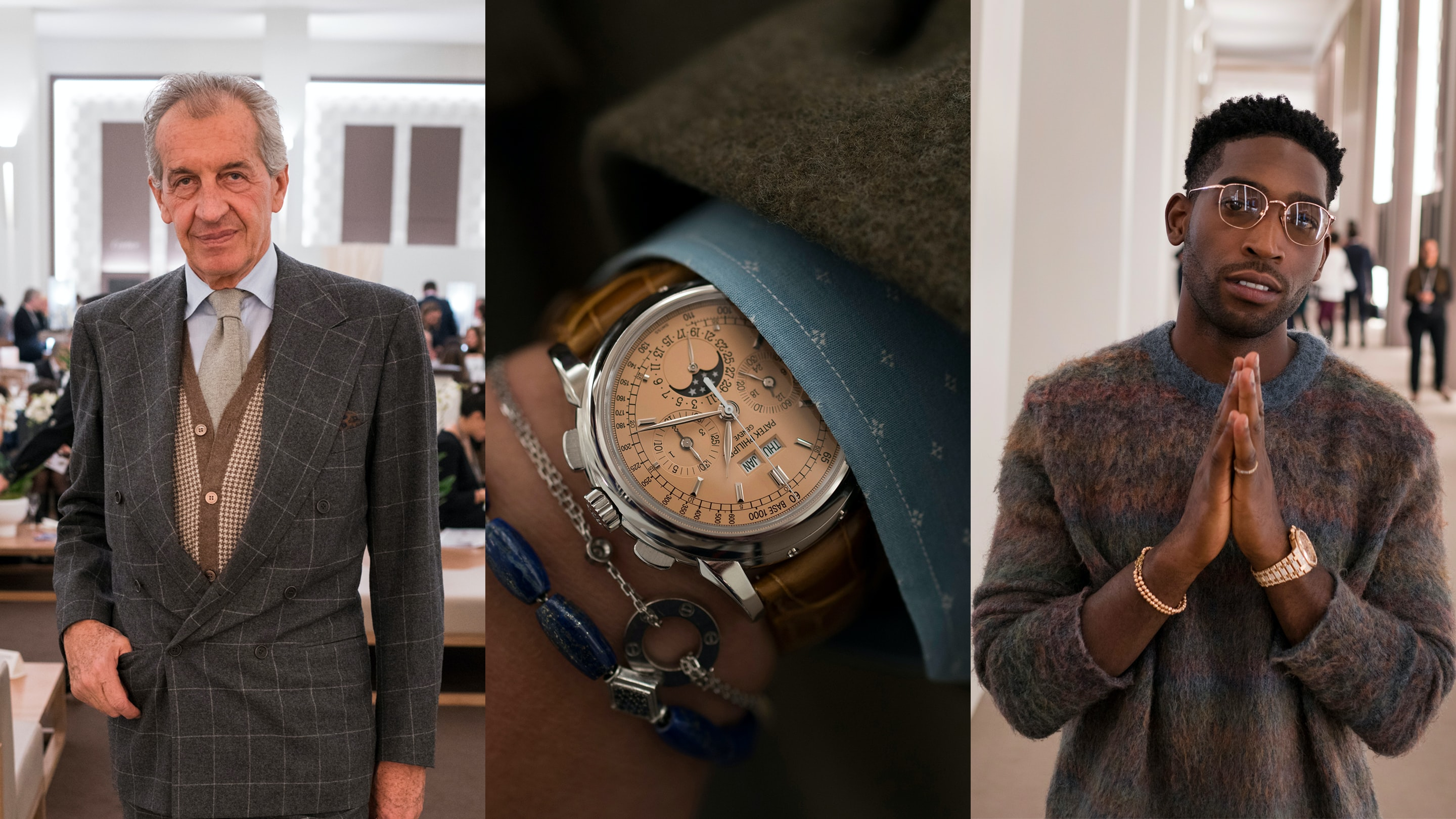 Photo Report: The Fashion And Watches Of SIHH 2018