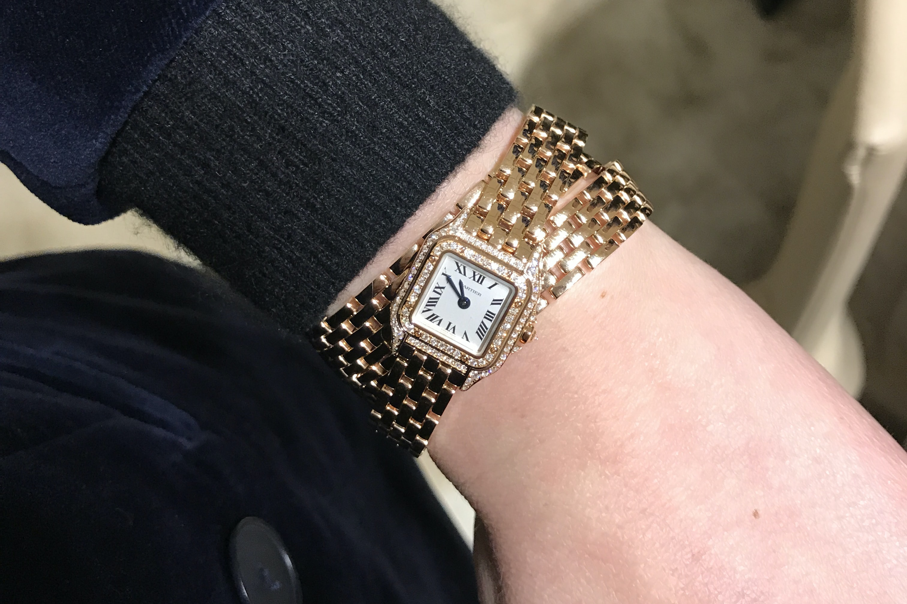 Editors' Picks: Favorite Ladies' Watches From SIHH 2018 Editors' Picks: Favorite Ladies' Watches From SIHH 2018 Cartier Triple Wrap
