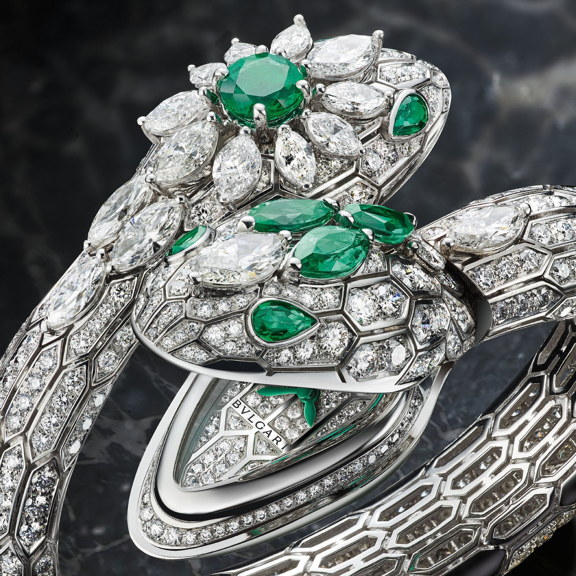 Introducing: The Bulgari Serpenti Misteriosi Introducing: The Bulgari Serpenti Misteriosi Bulgari Detail