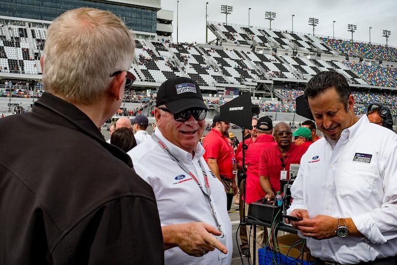 Chip Ganassi, owner, Chip Ganassi Racing Teams