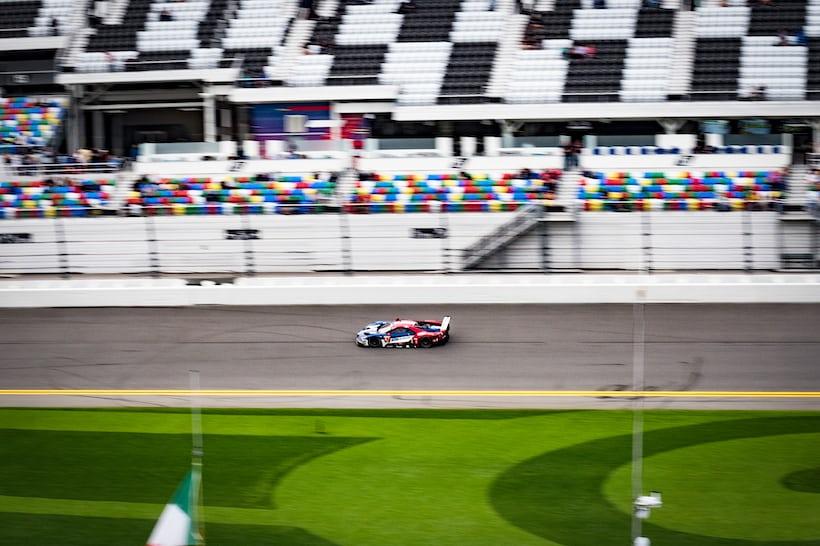 Ganassi Racing No. 67 Rolex 24