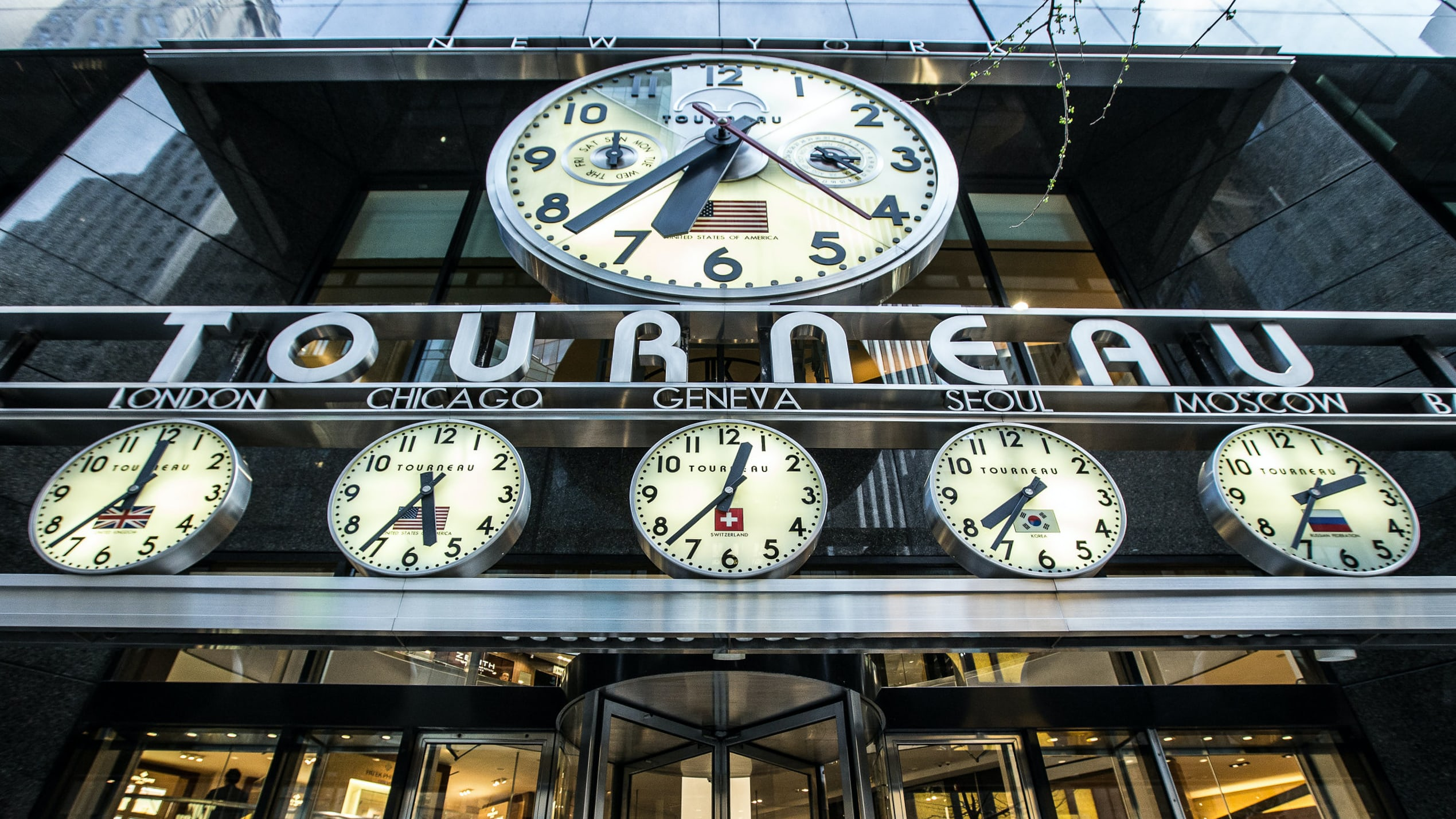 Breaking News: Swiss Watch Retail Giant Bucherer Acquires