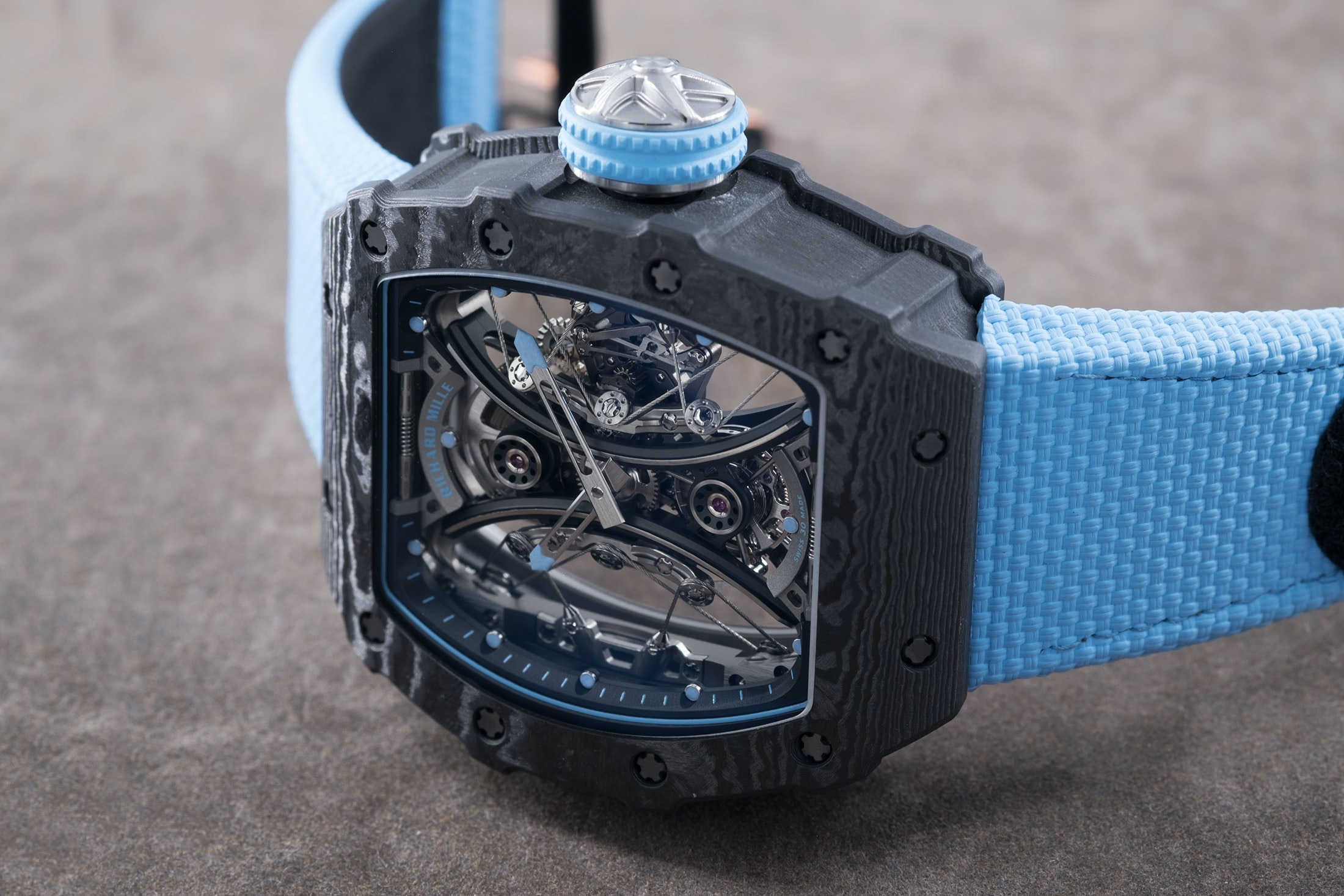 Hands-On: The Richard Mille RM 53-01 Tourbillon Pablo Mac Donough Hands-On: The Richard Mille RM 53-01 Tourbillon Pablo Mac Donough rm5301 08jpg ixlib rails 1