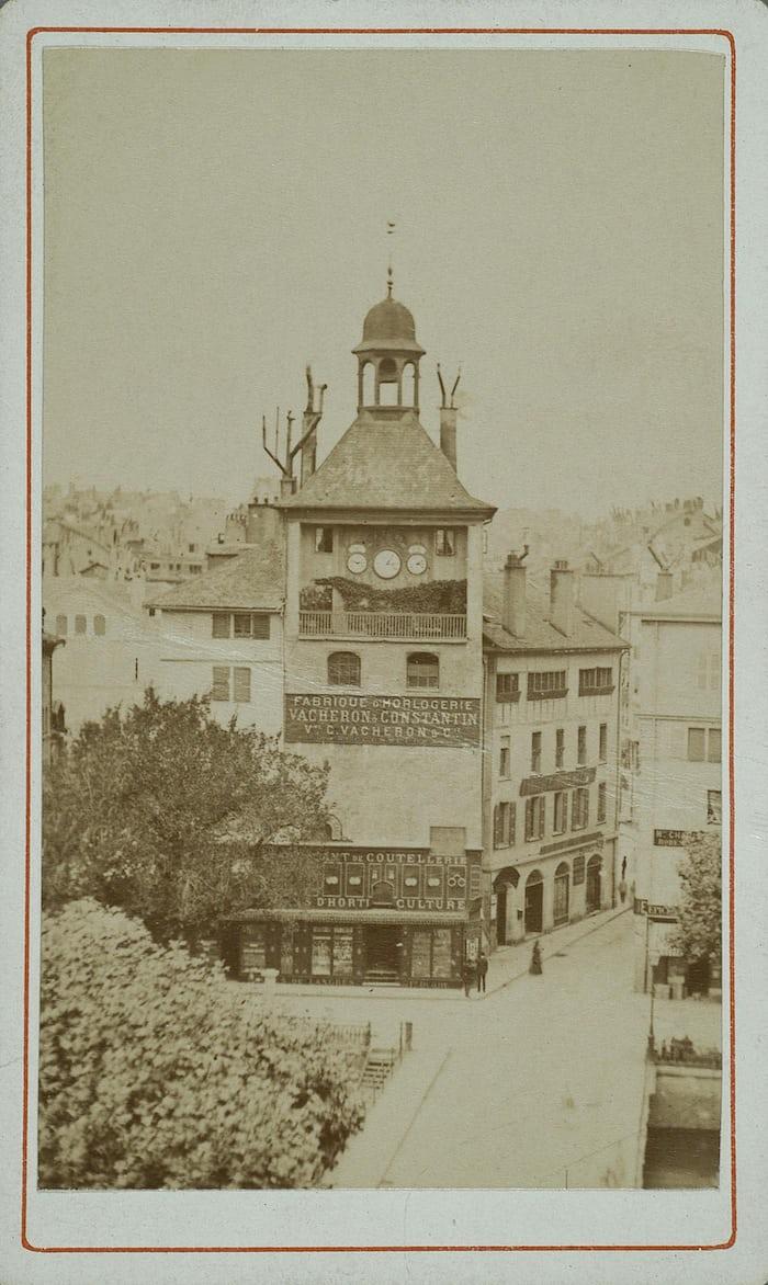 Tour de l'Ile 1870 Vacheron Constantin