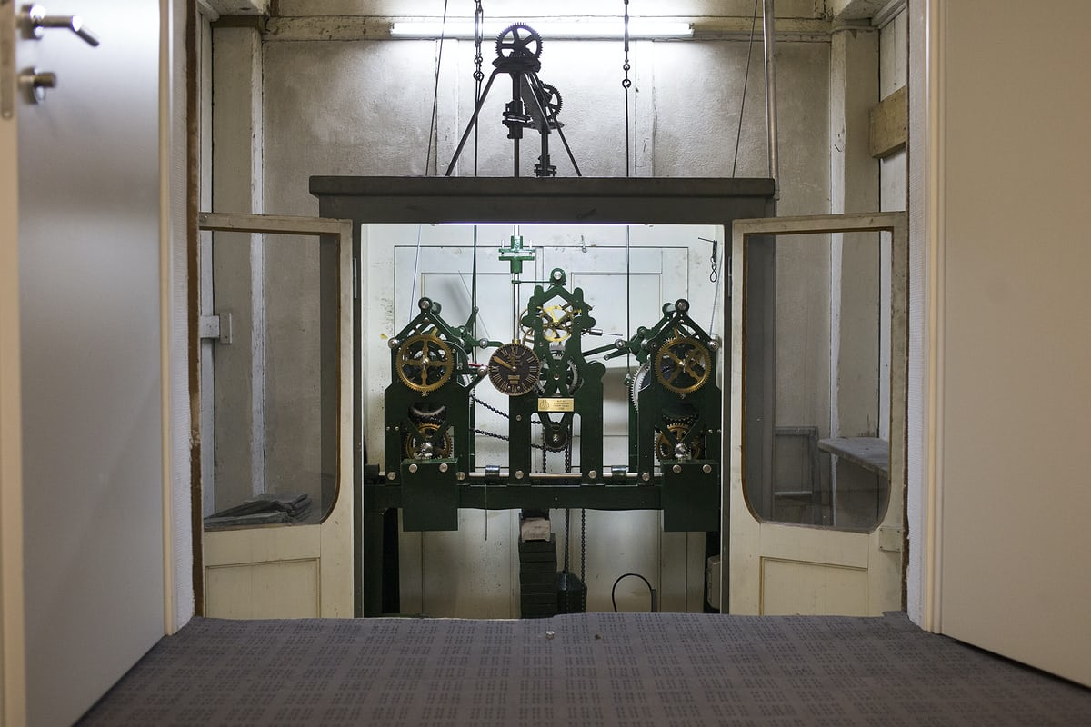 Brume Tower Foyer Locked Door : Historical perspectives inside geneva s year old tour