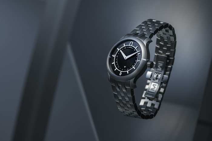 Ming 17.03 GMT dial