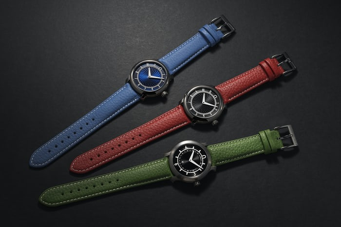 Ming 17.03 strap pack